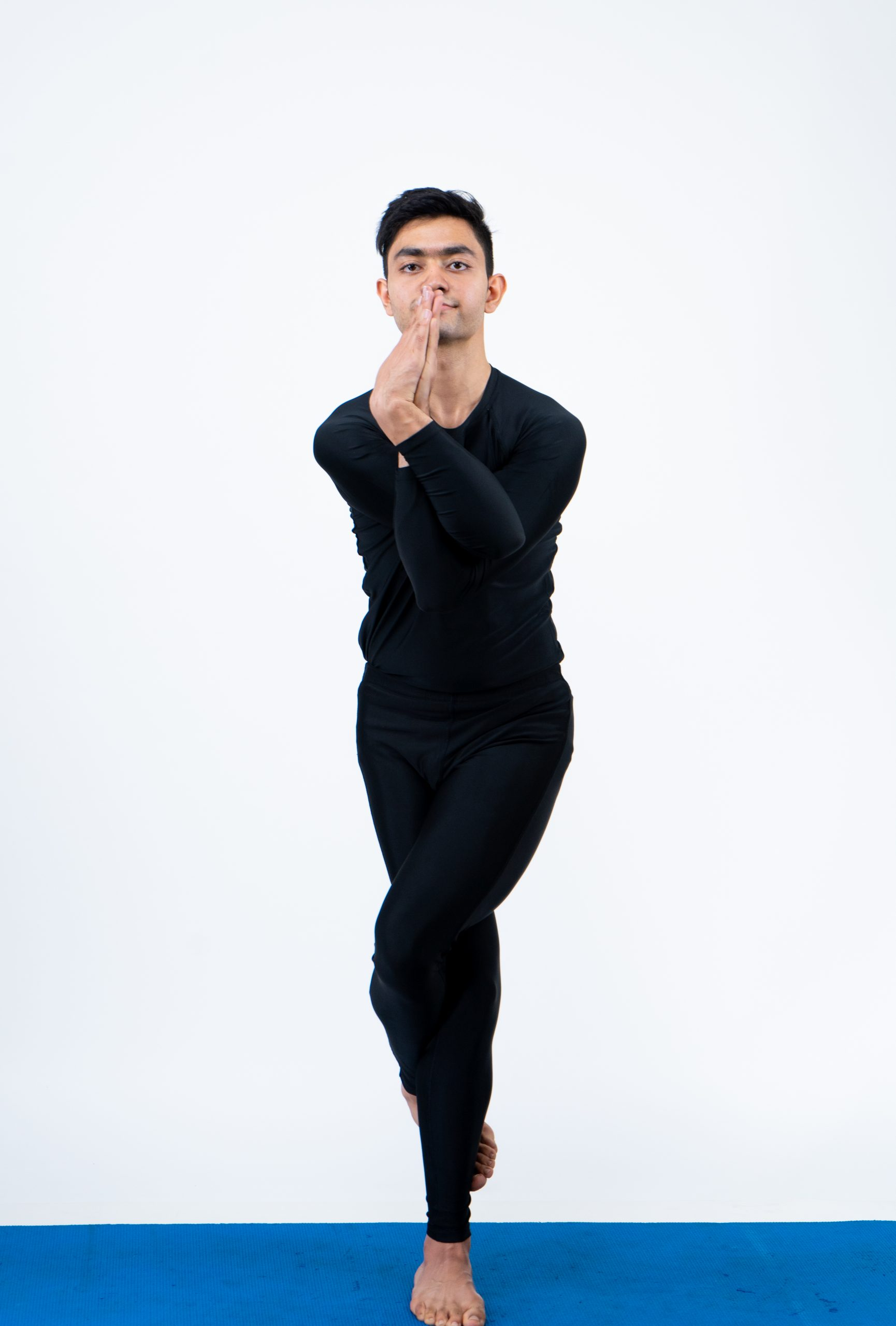 Garudasana (Eagle Pose)