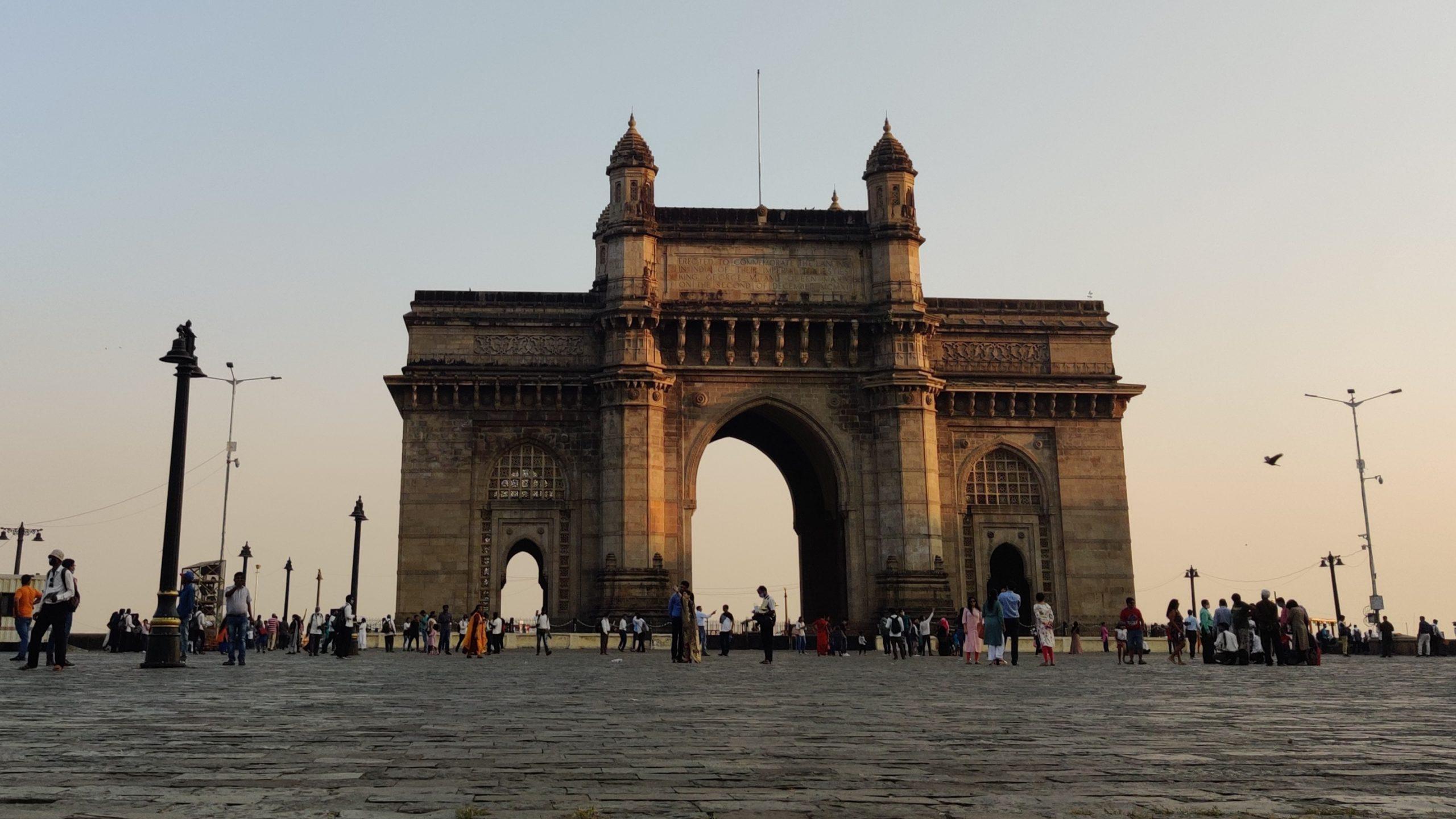Gate way of India Mumbai