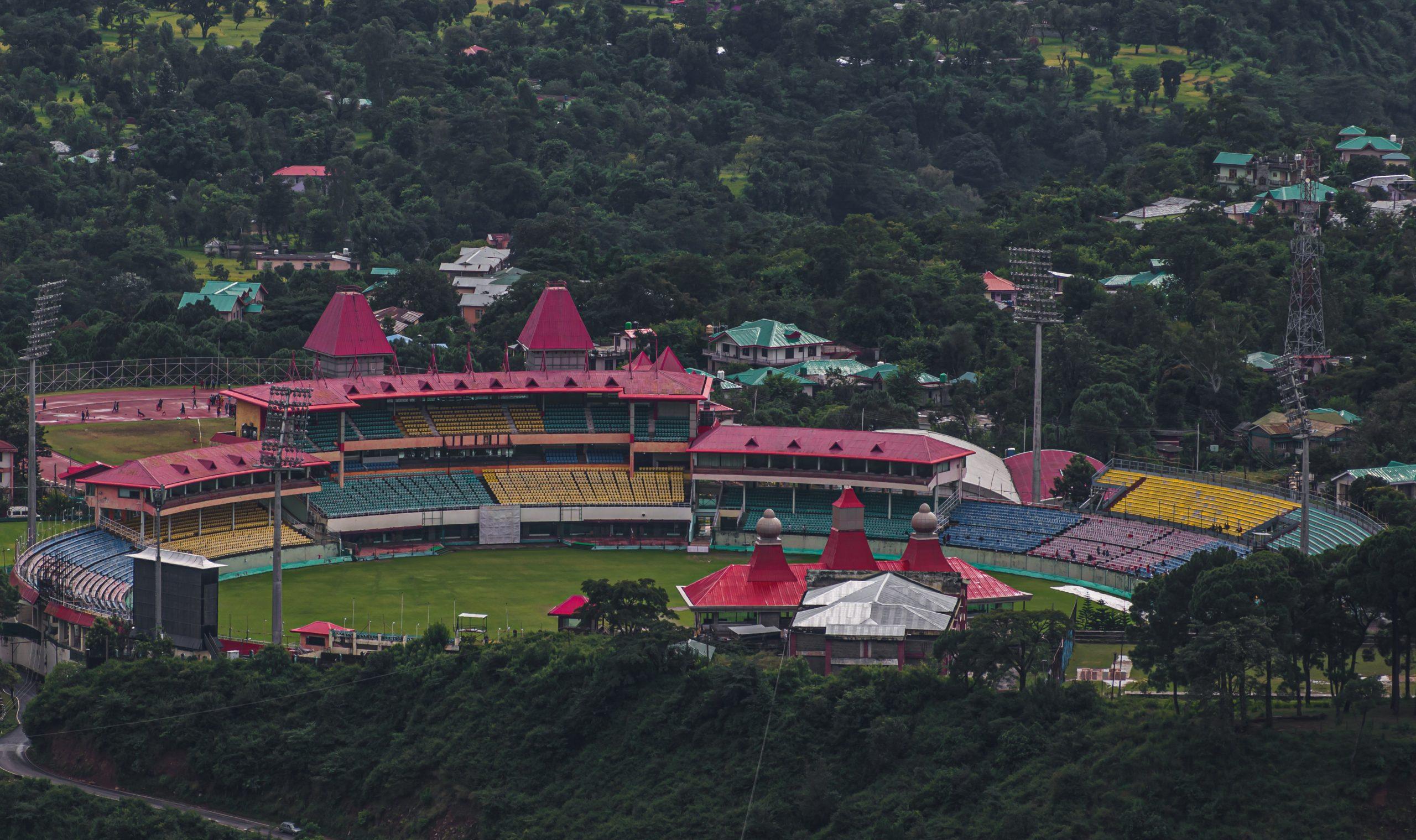 HPCA Cricket Stadium, Dharmshala