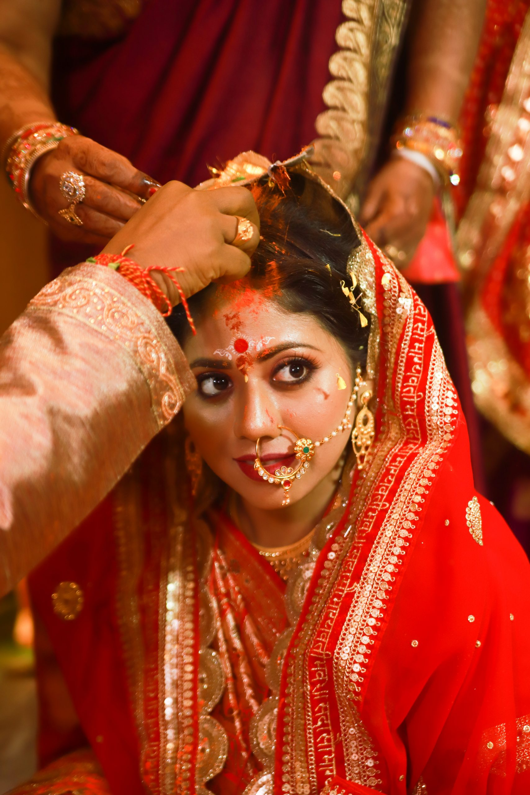 Indian Hindu wedding rituals