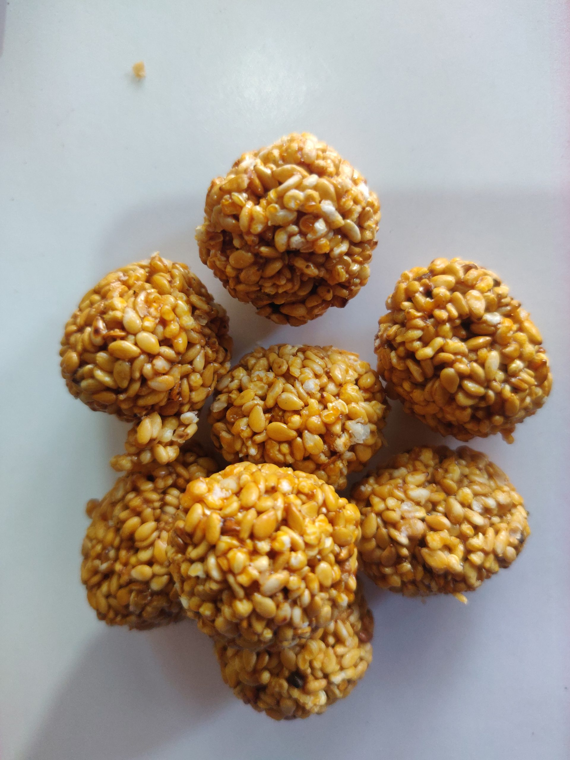 Laddu sweet food
