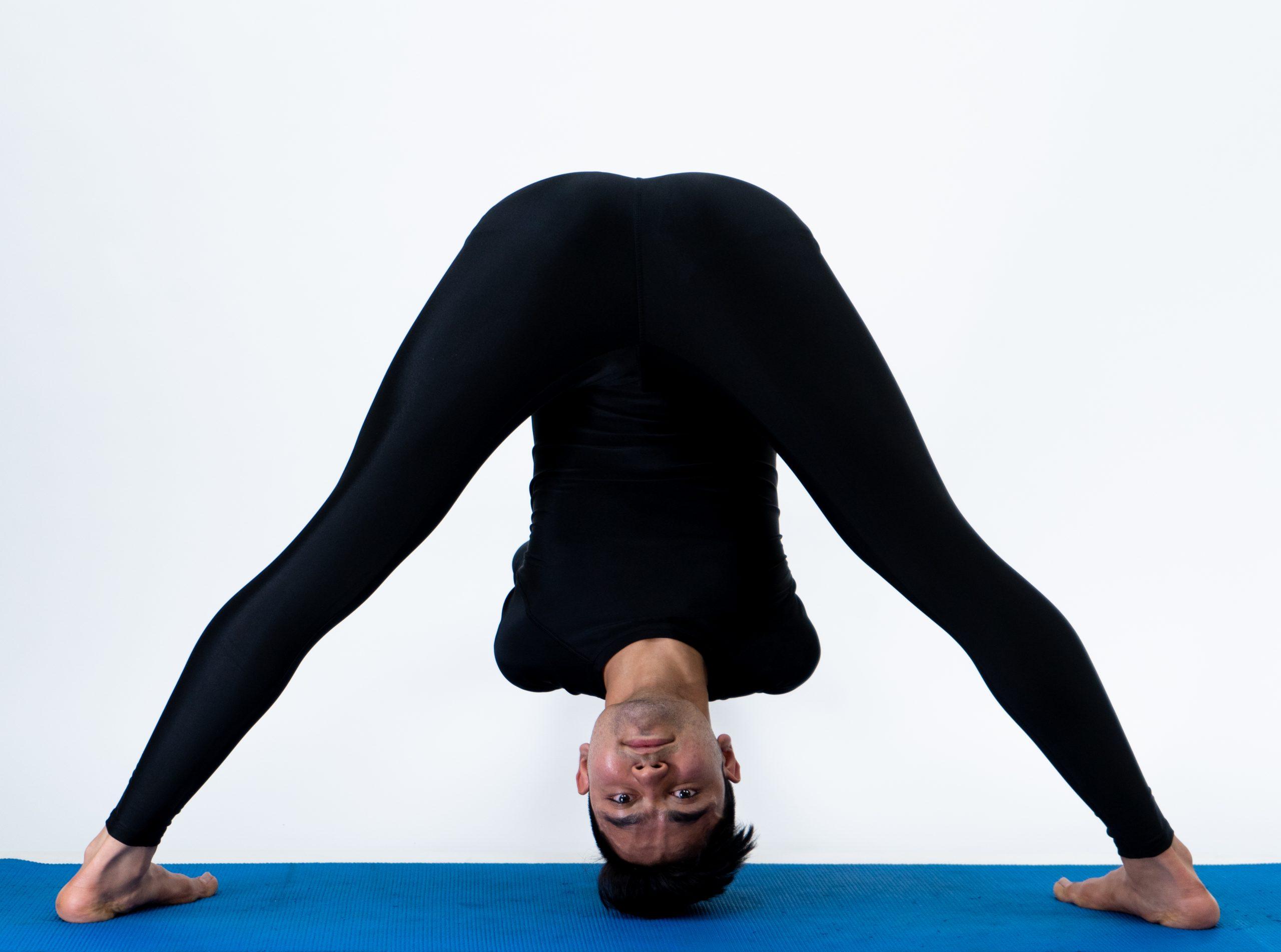 Legs Stretch