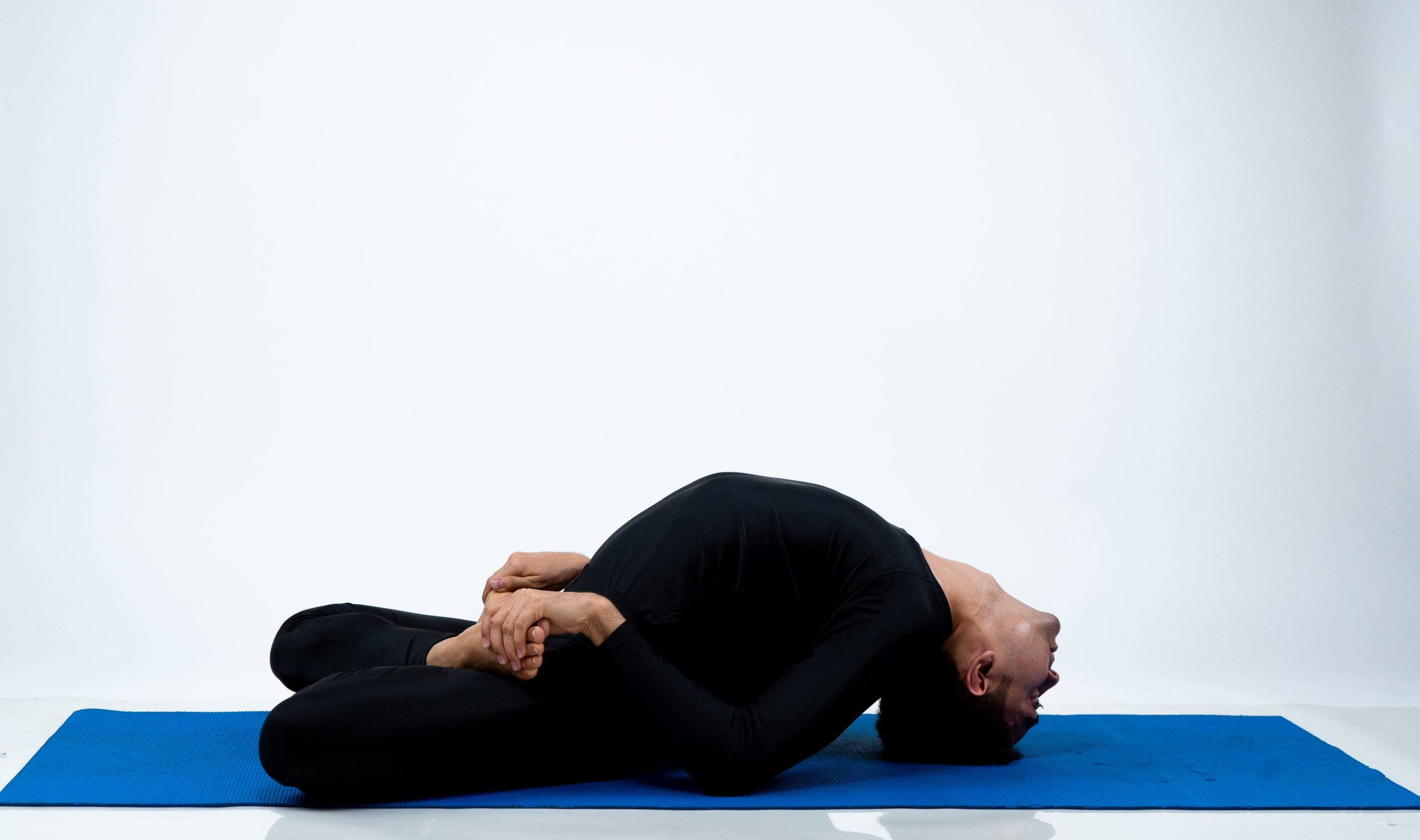 Matsyasana (Fish pose)