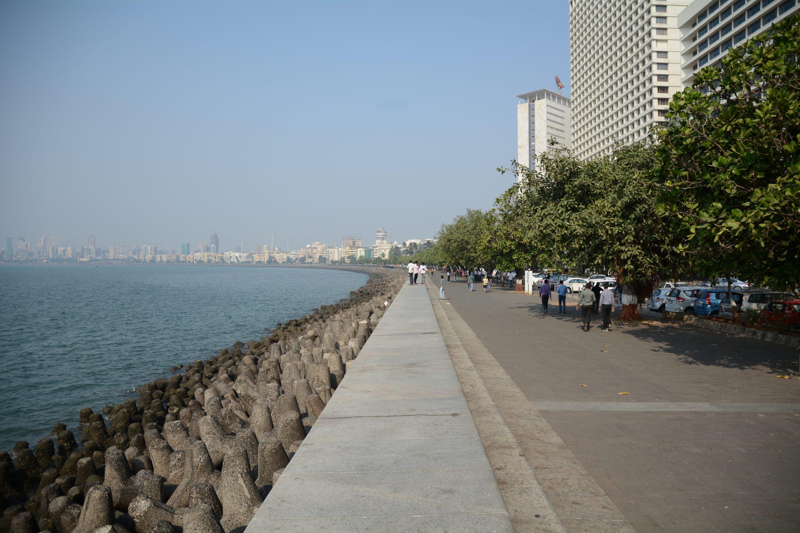 Nariman Point Choupati in Mumbai