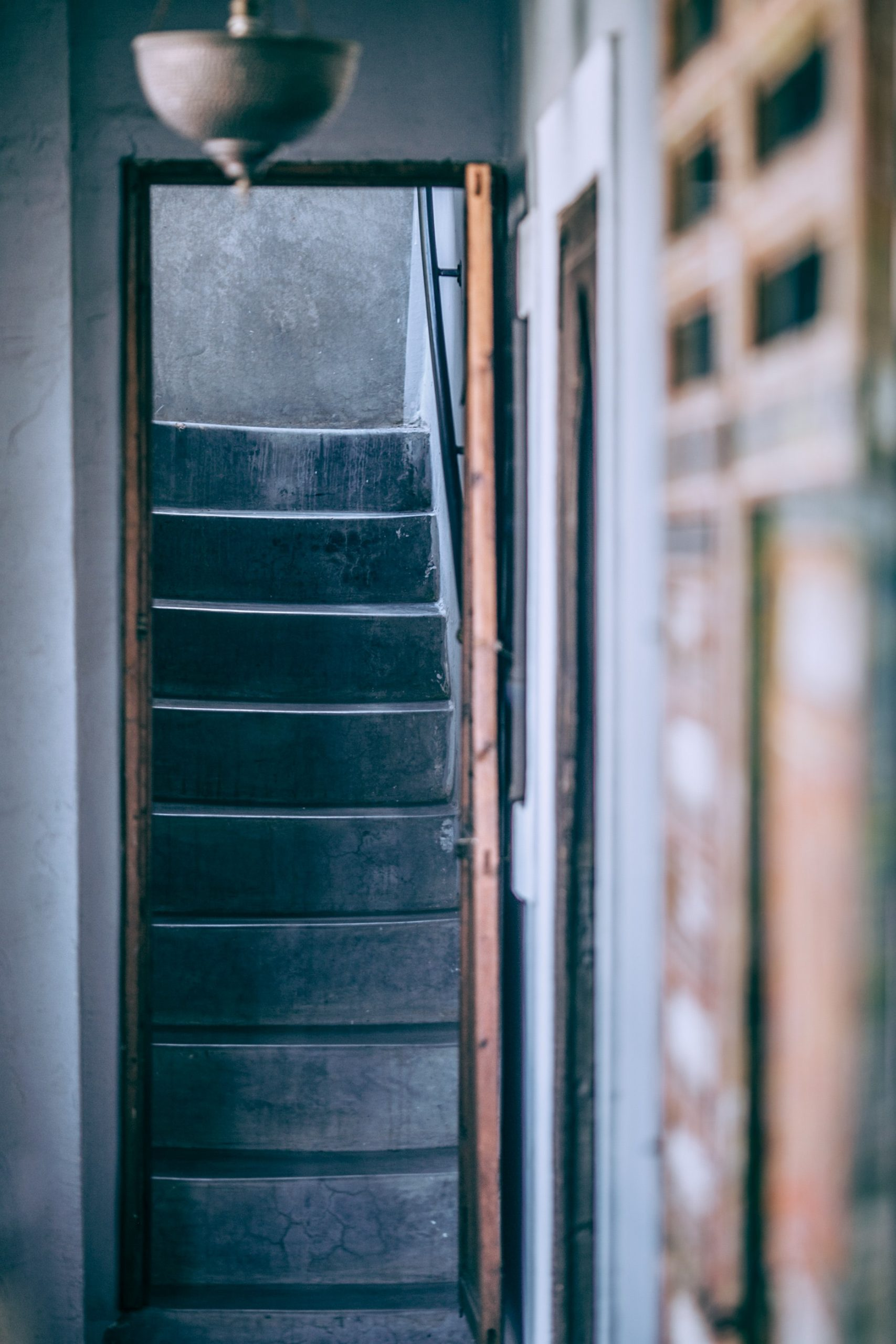 Stairs of a house