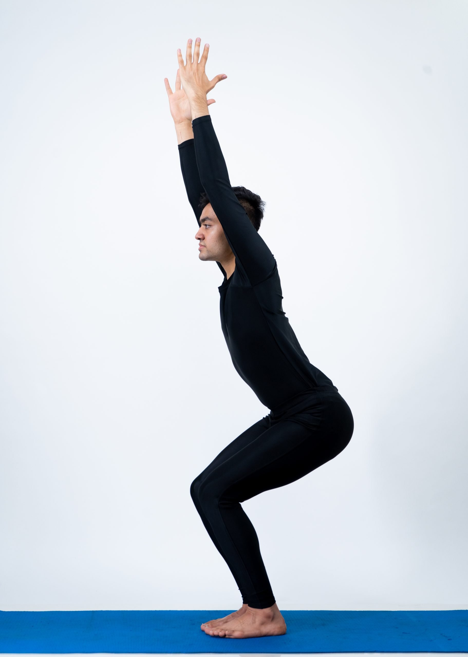 Utkatasana (Chair Pose)