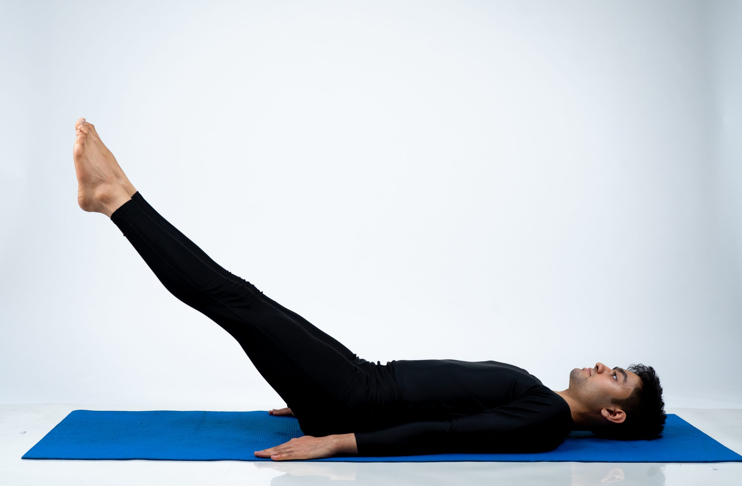 Uttanpadasana (Raised leg pose)