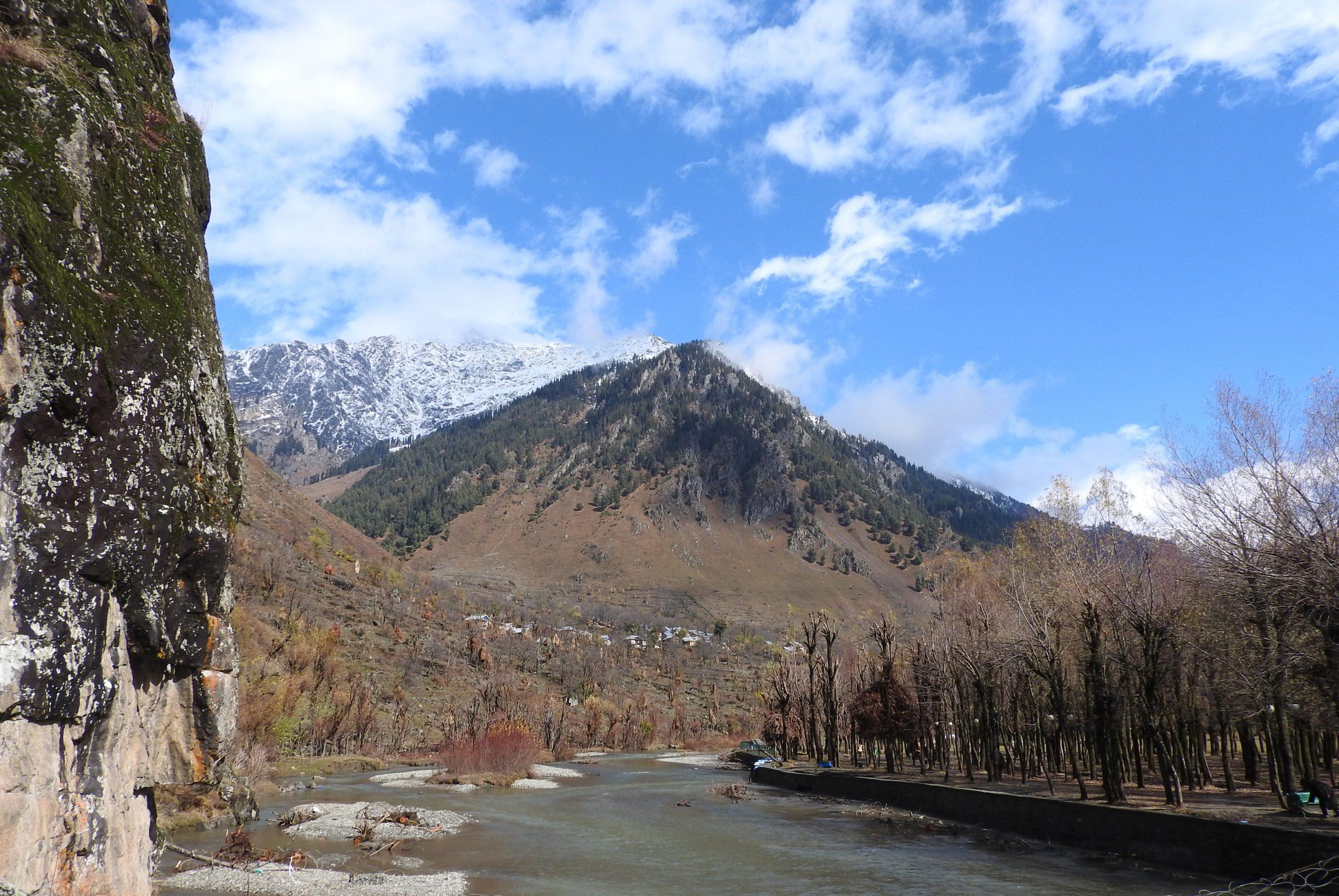 Valley in Kashmir