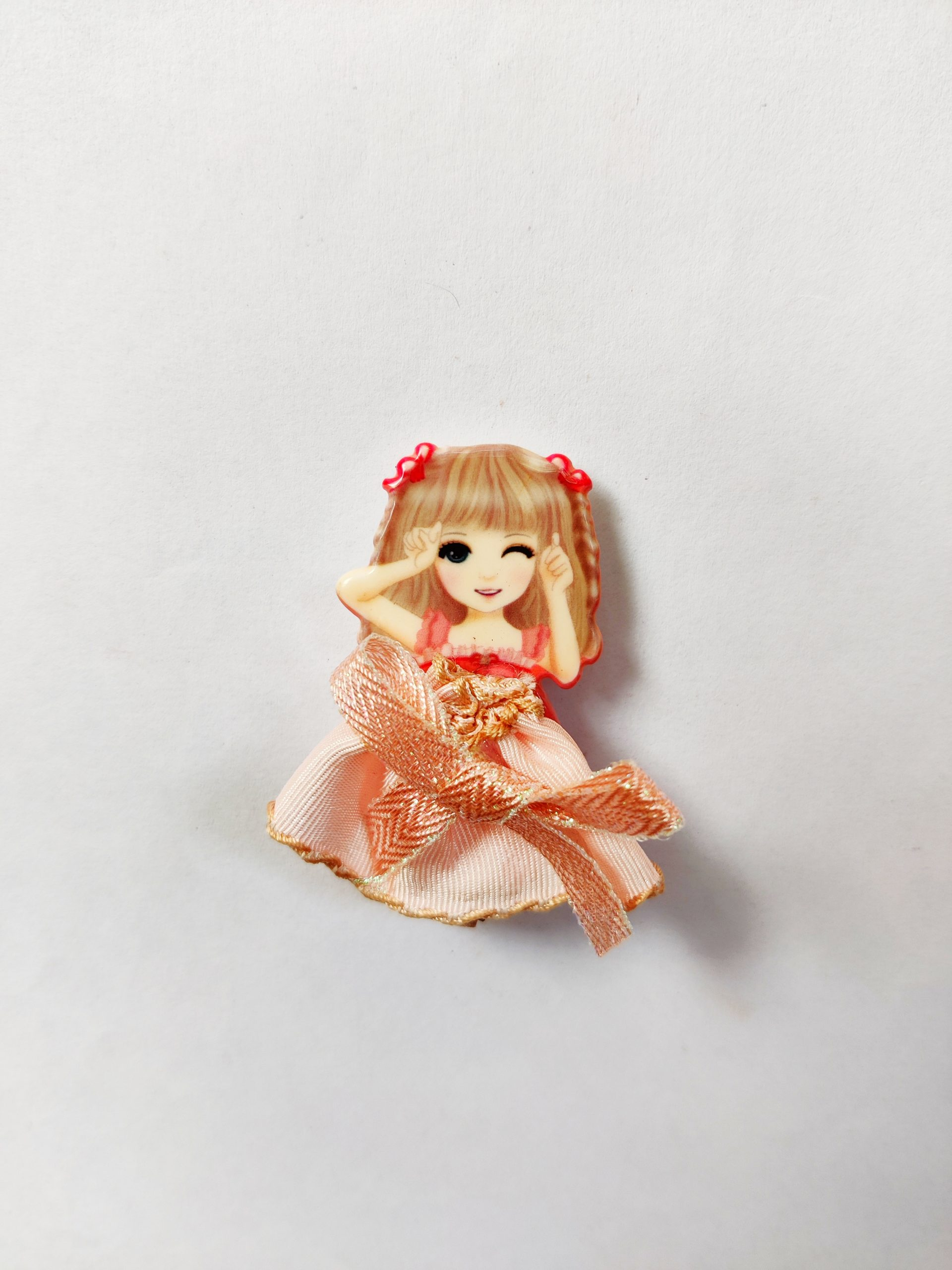 A Barbie doll