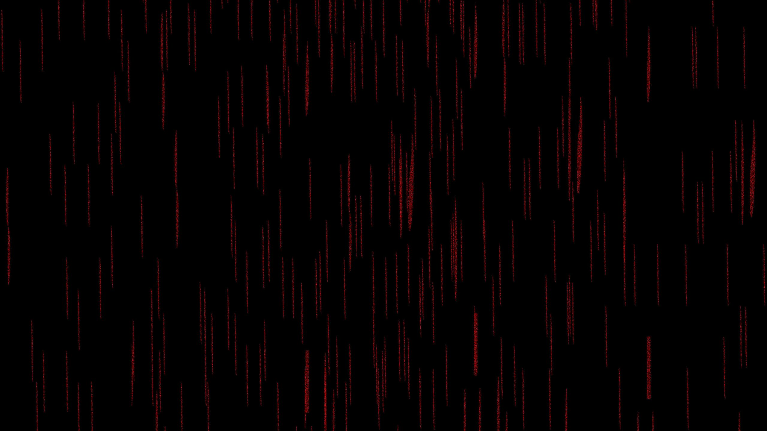 Black and red background illustration