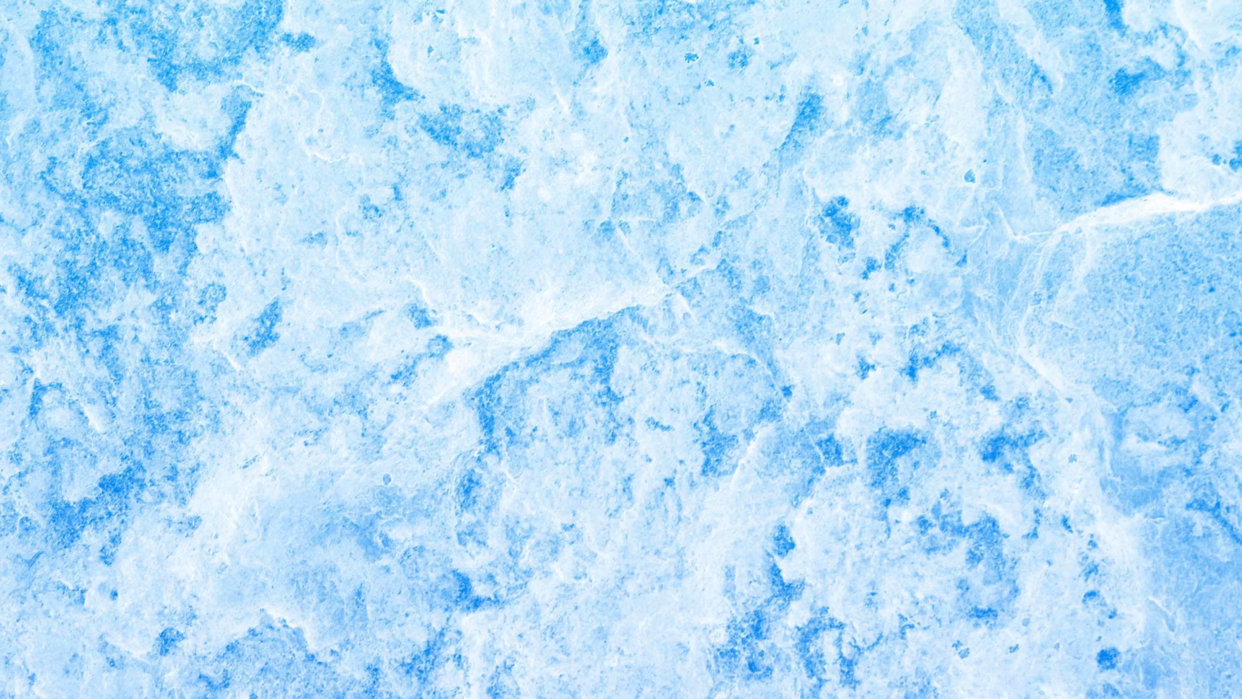 Blue and white marble surface
