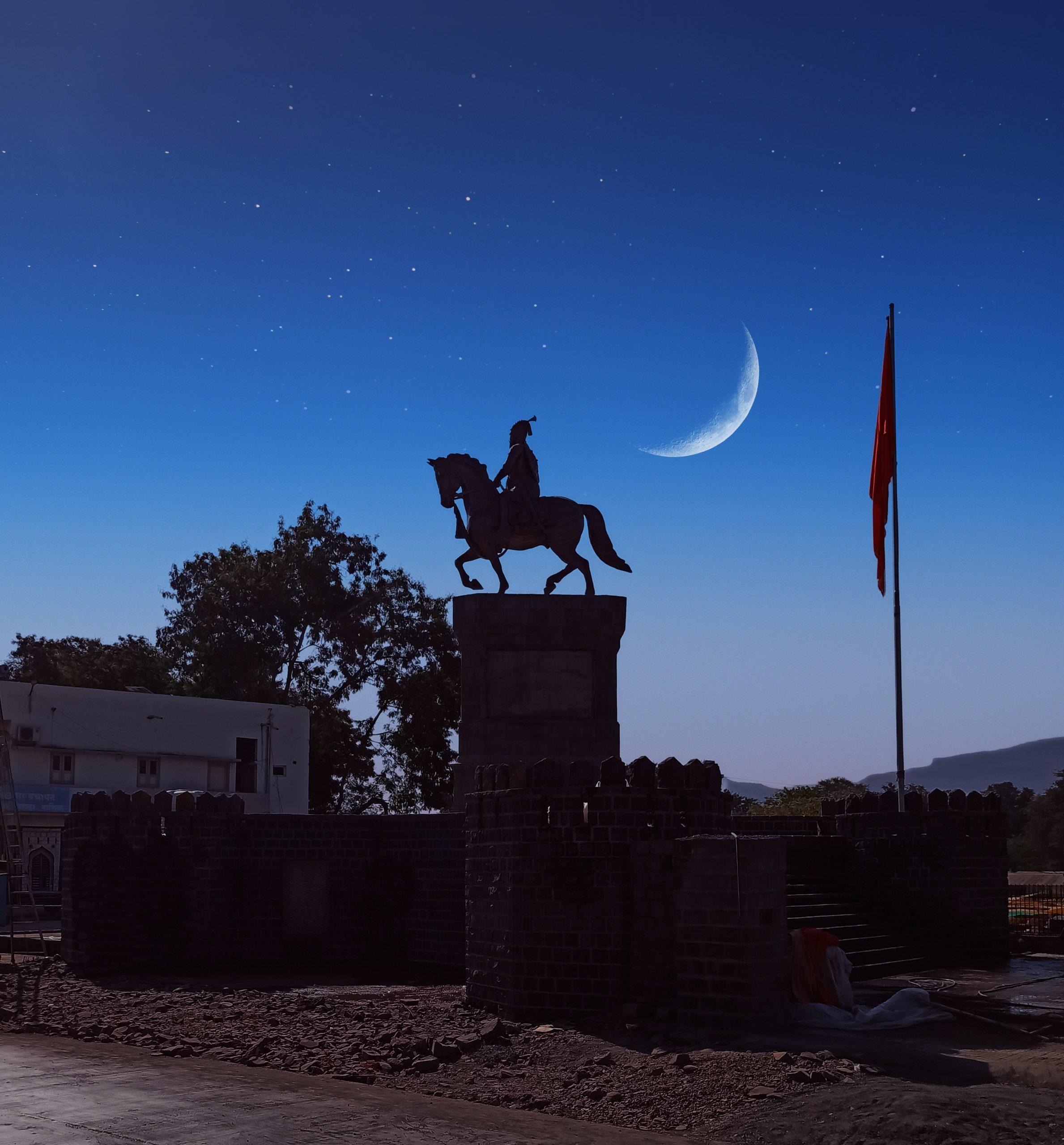 Chatrapati Shivaji statue