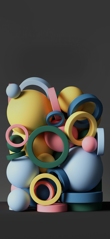 Circular toys