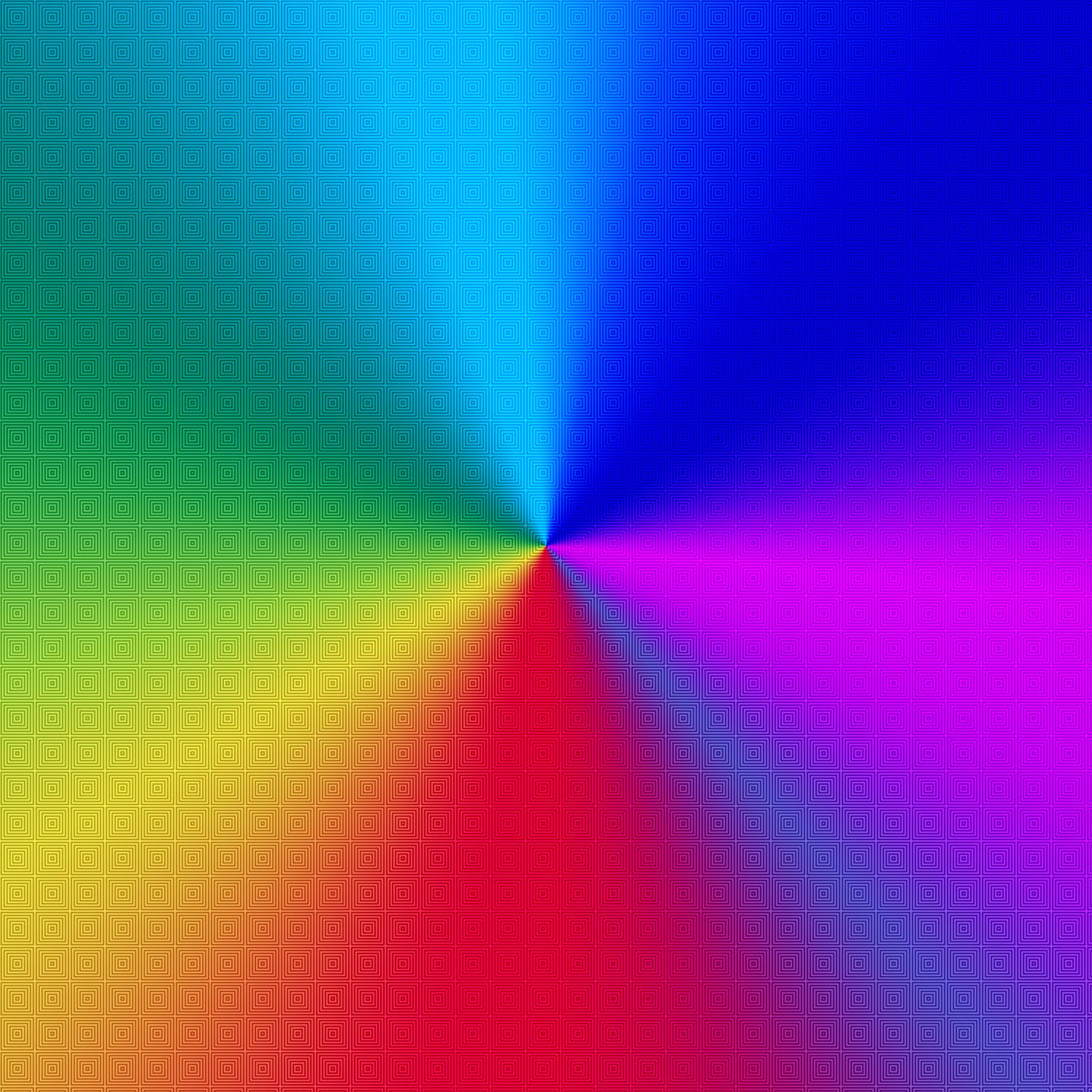 Colorful pattern design