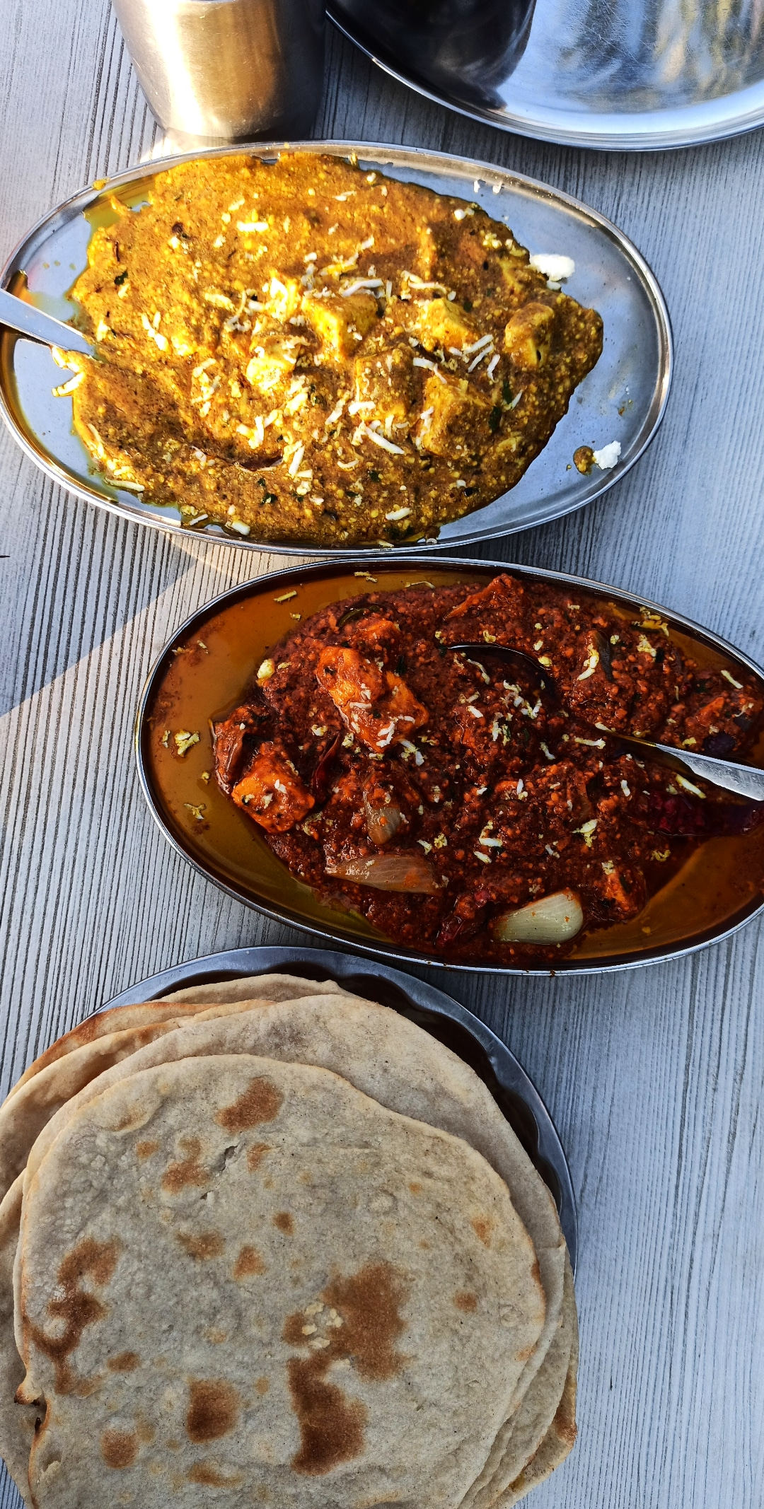 Desi Indian food