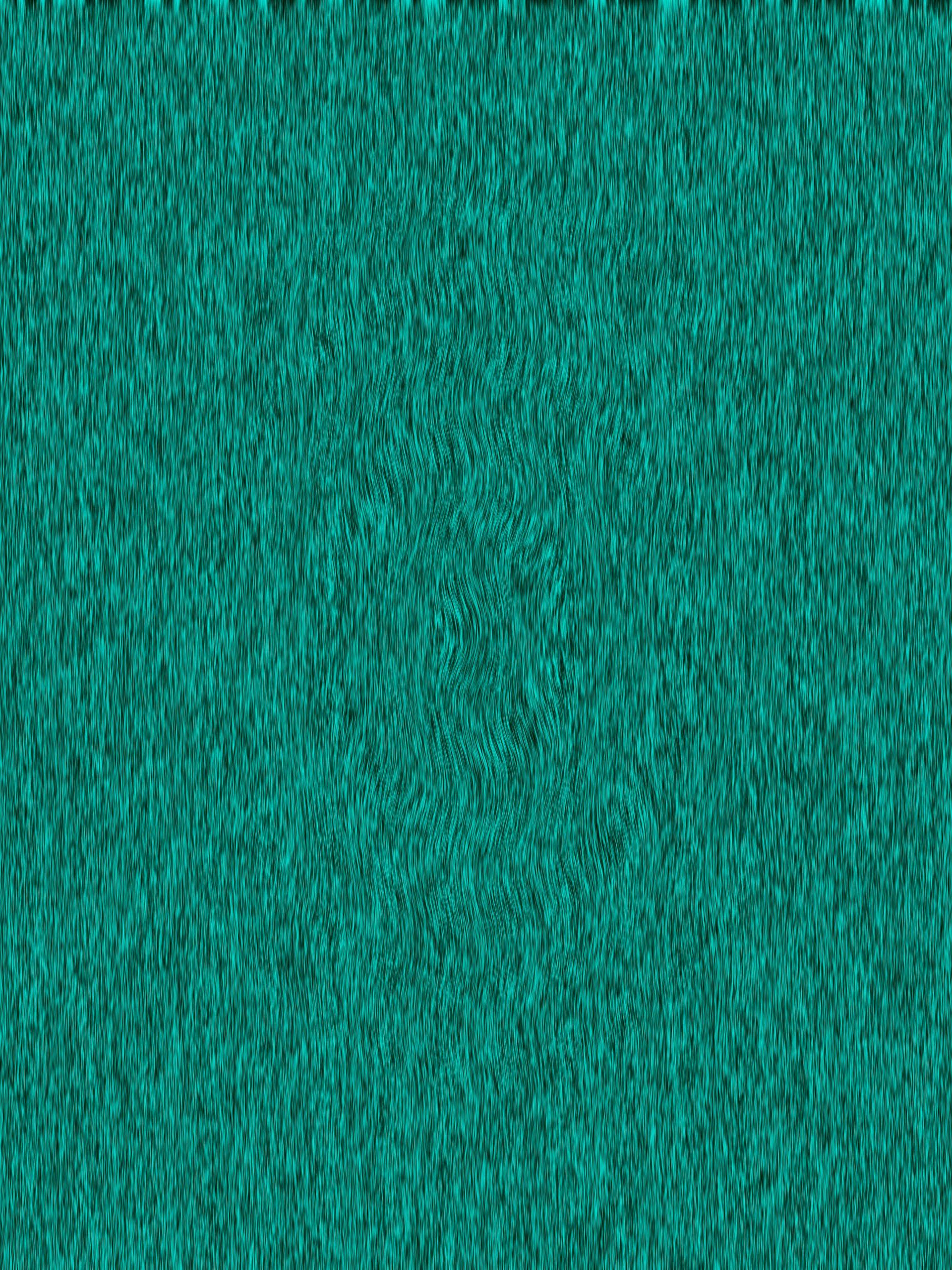 Green fur illustration