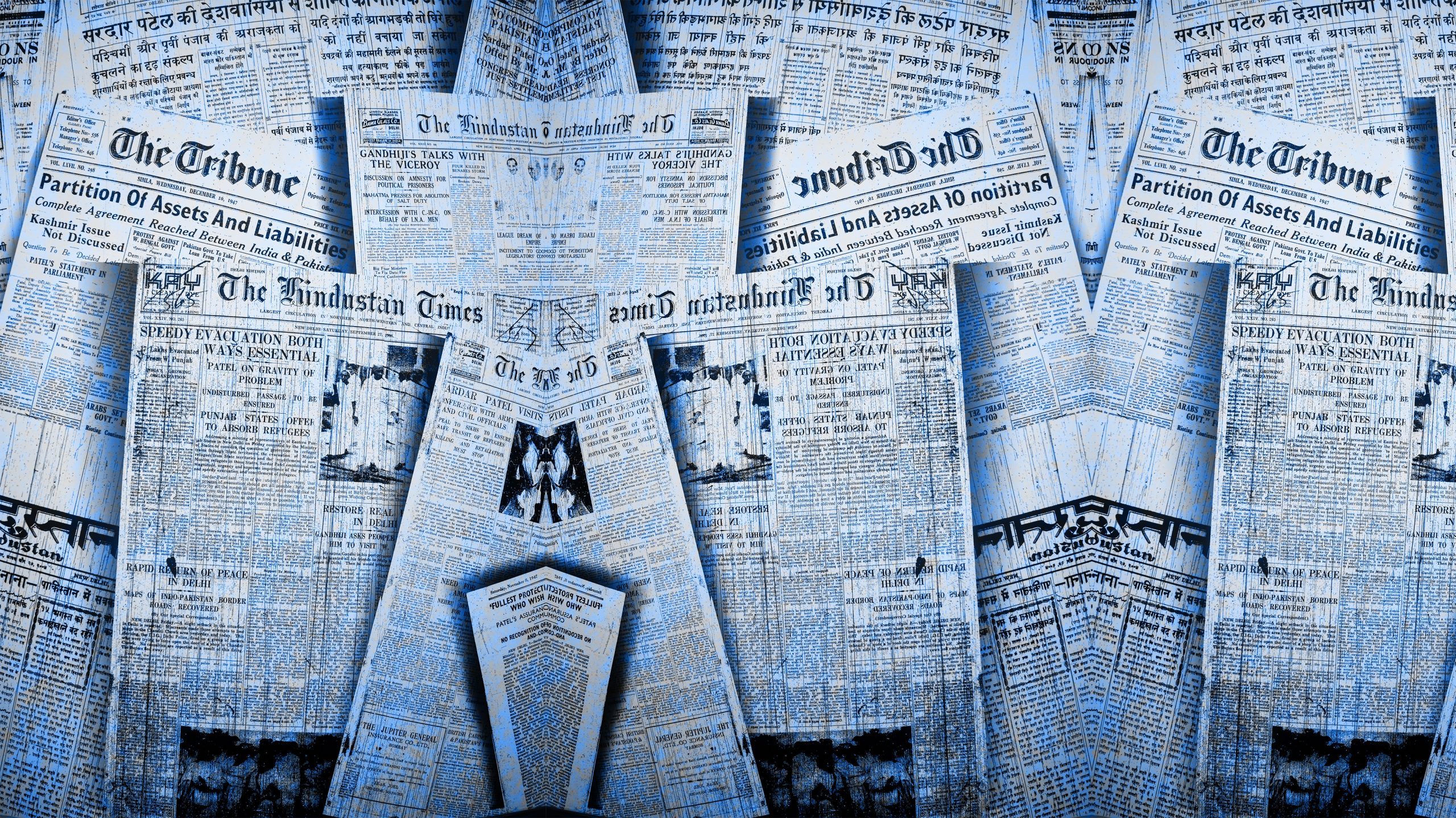 Indian newpaper