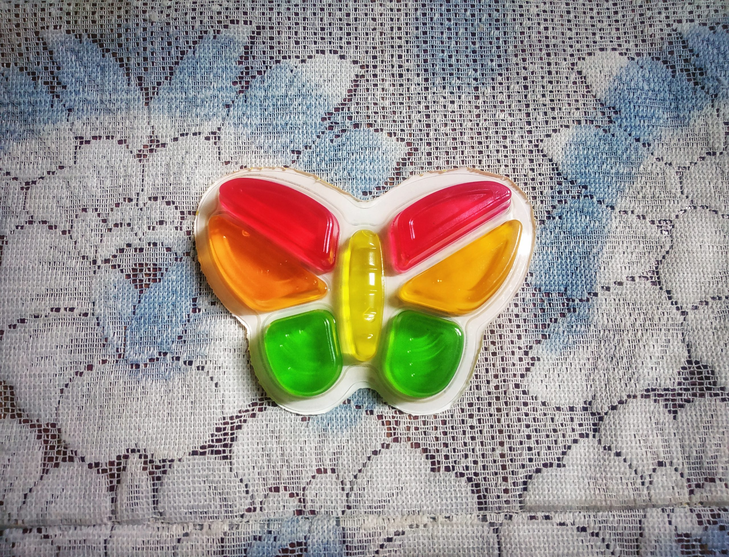 Jelly butterfly