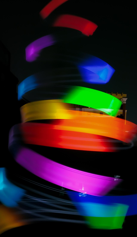 Spiral lighting