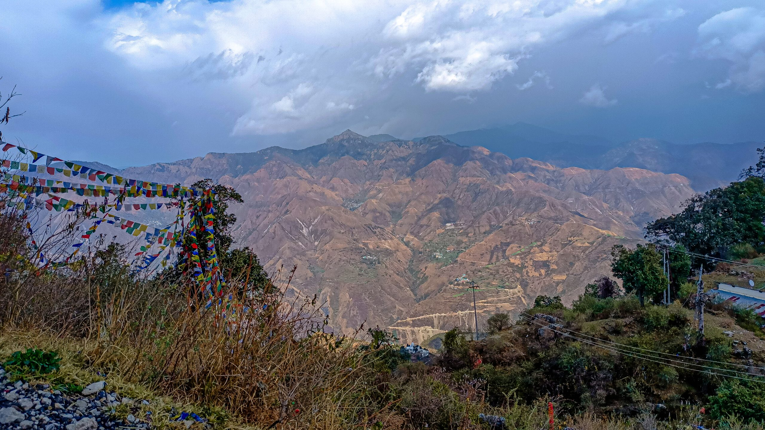 Mussoorie mountains