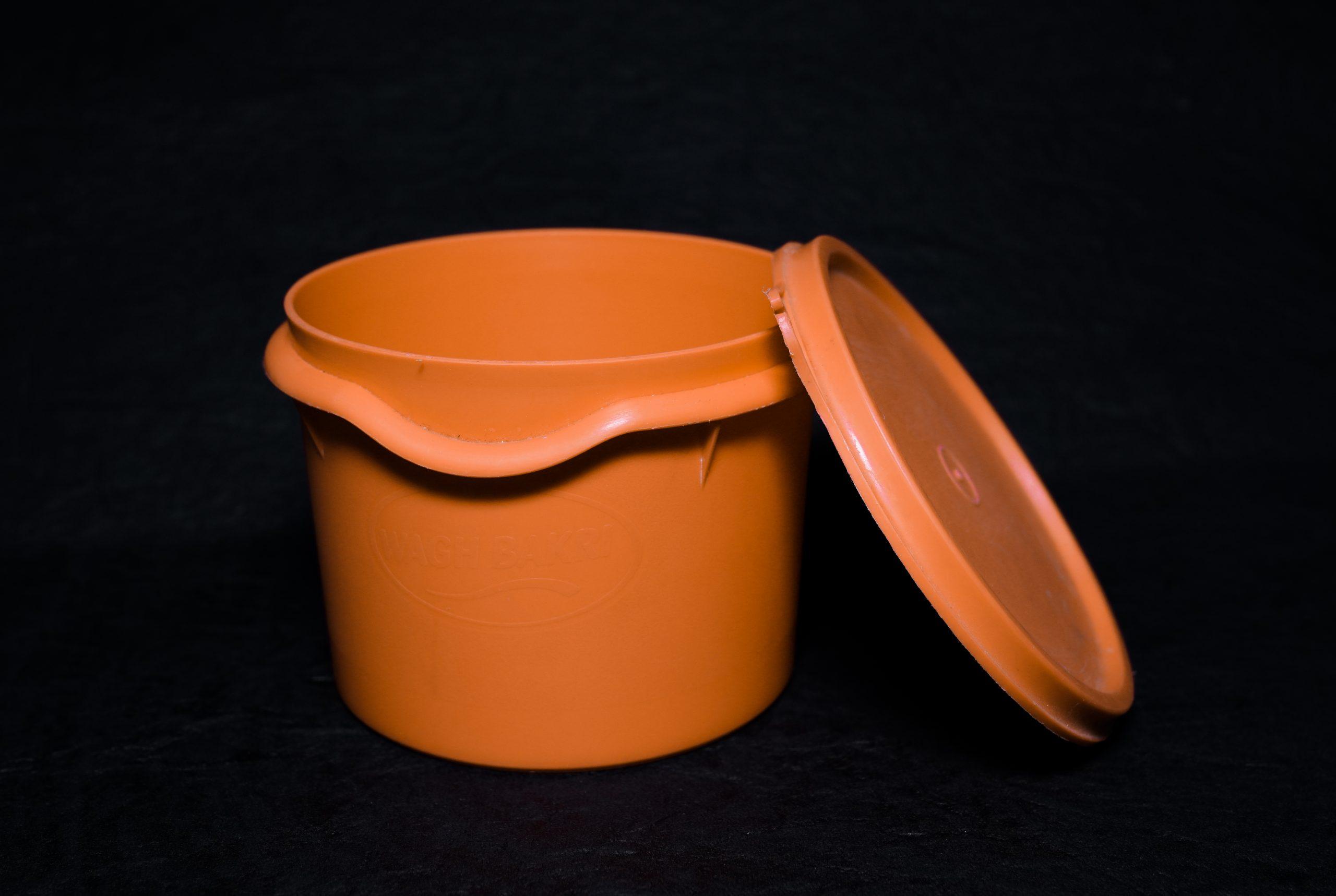 A tiffin box