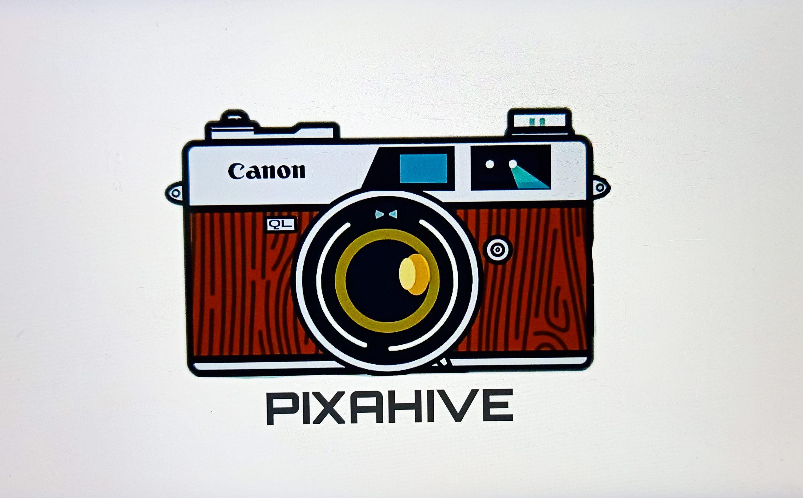 Pixa Hive camera Illustration