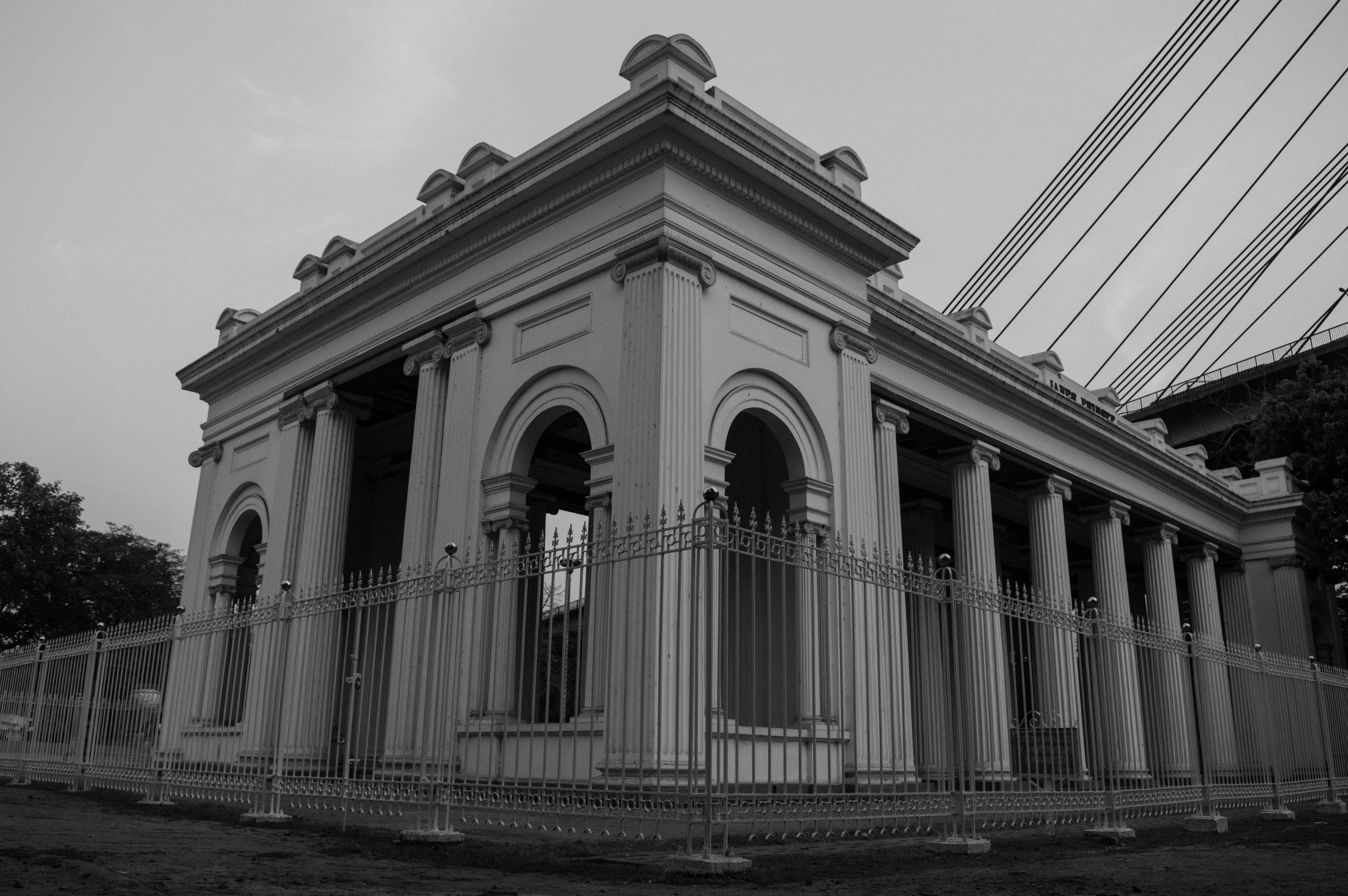 Princep ghat in Kolkata