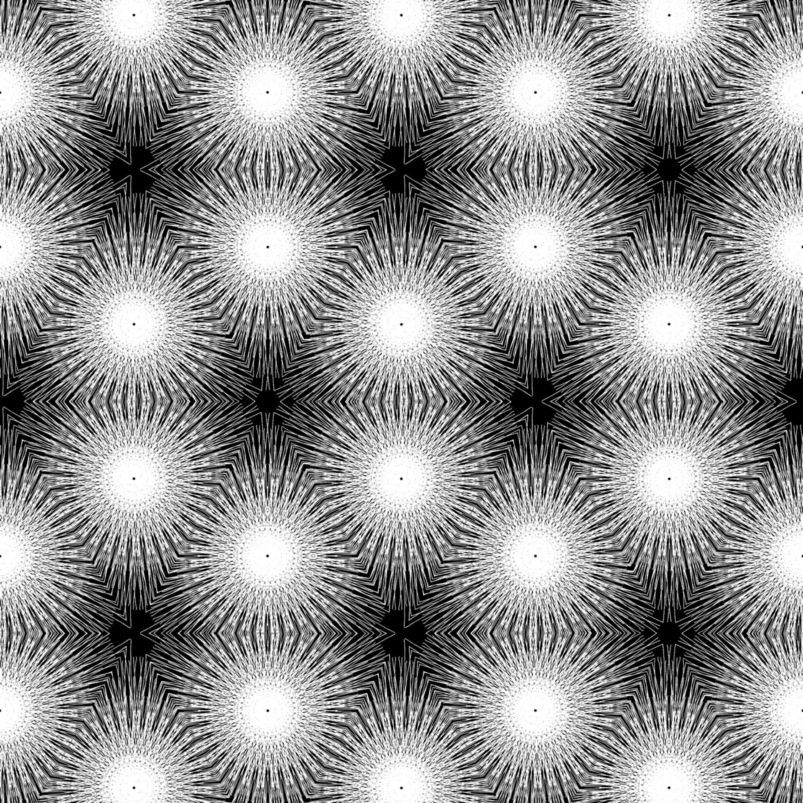 White pattern design illustration