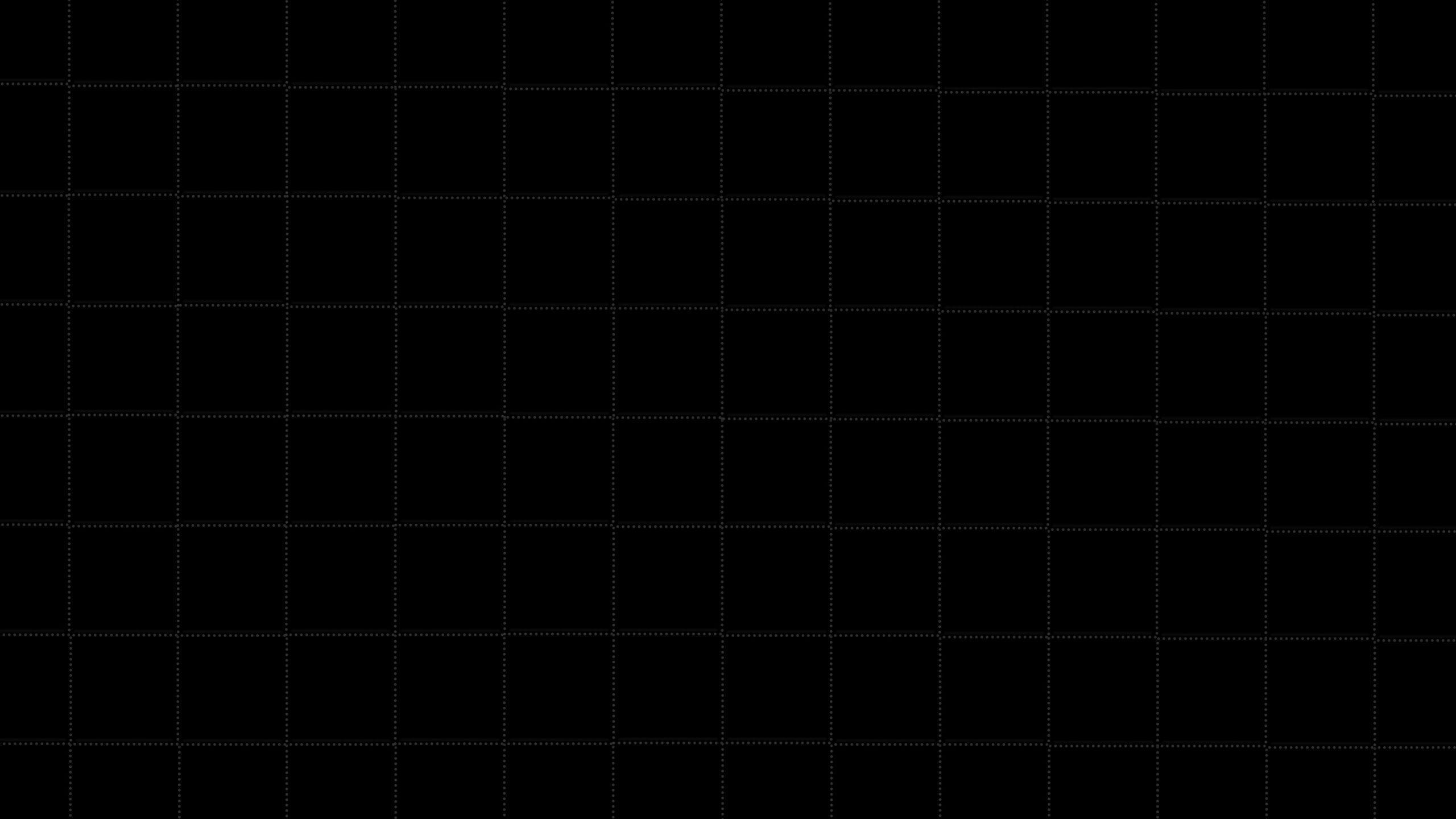 Black grid shaped wallpaper