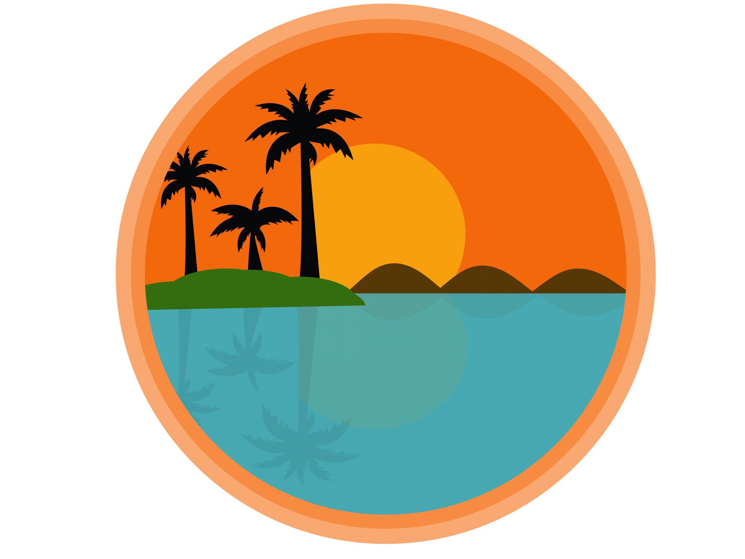 coconut-tree-illustration