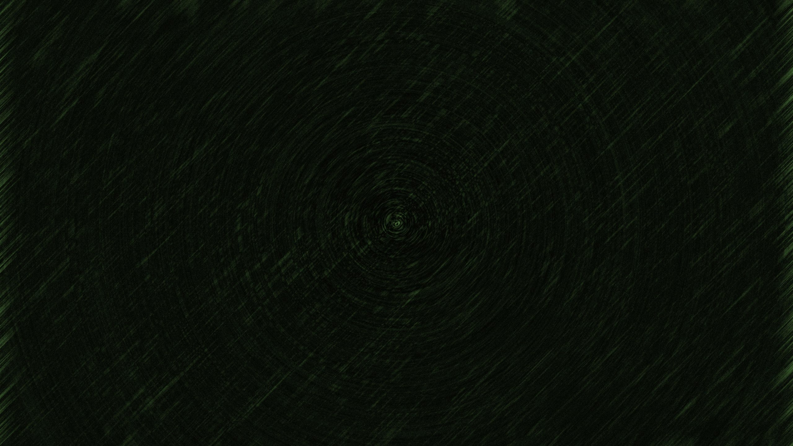 Dark green pattern wallpaper