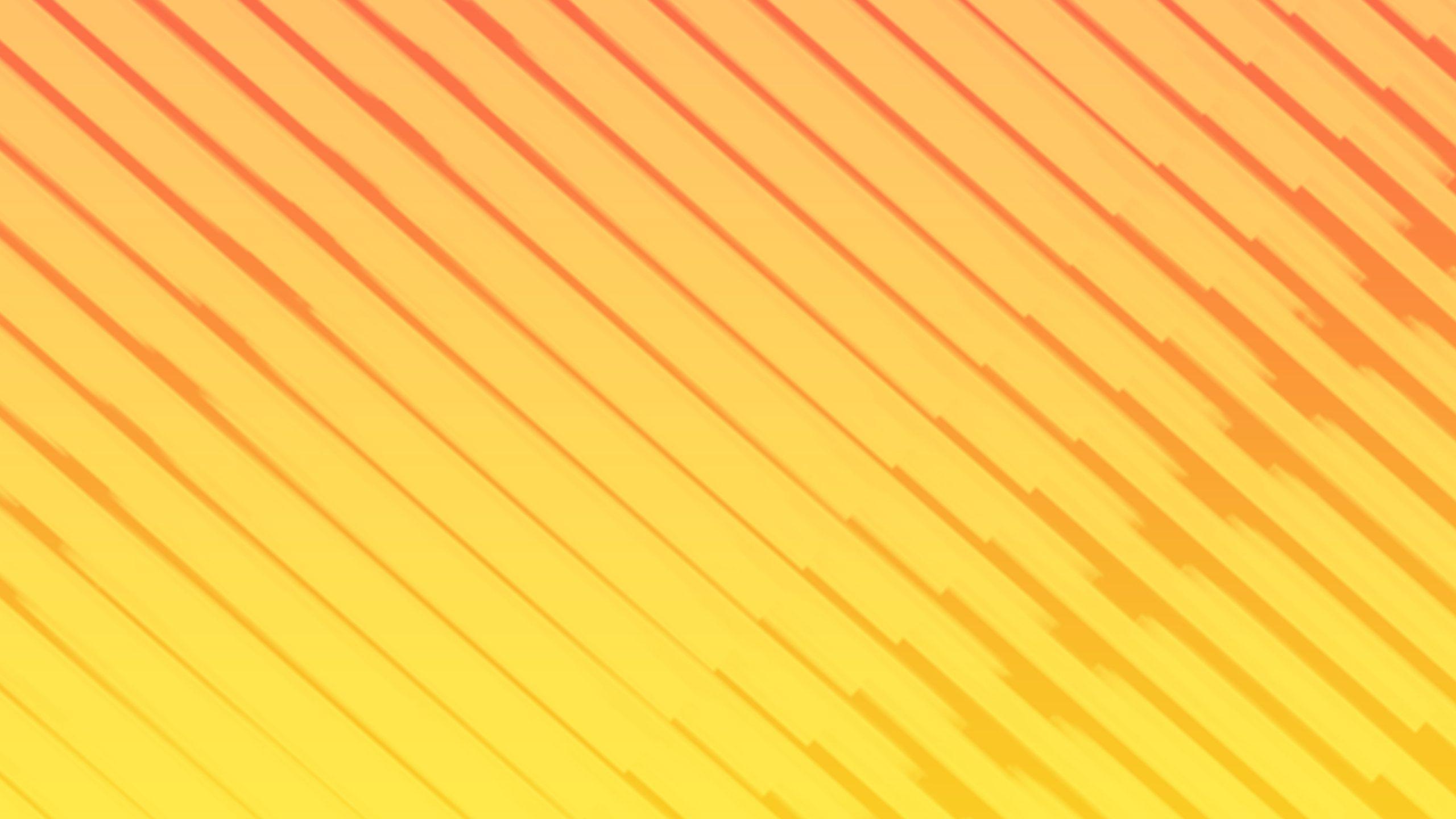 orange yellow pattern background