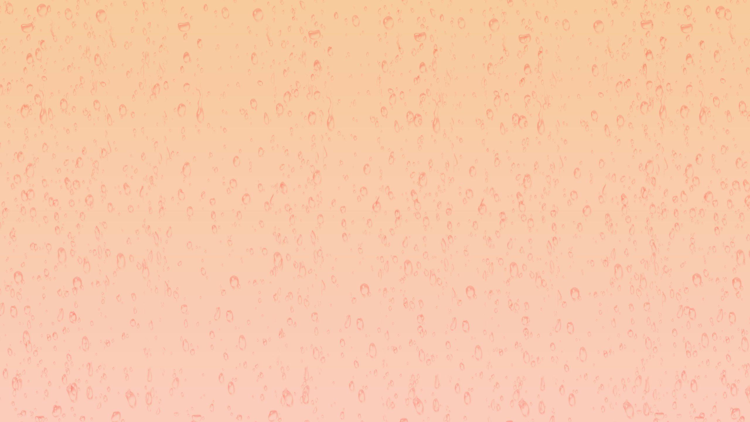 Amber color of a wallpaper