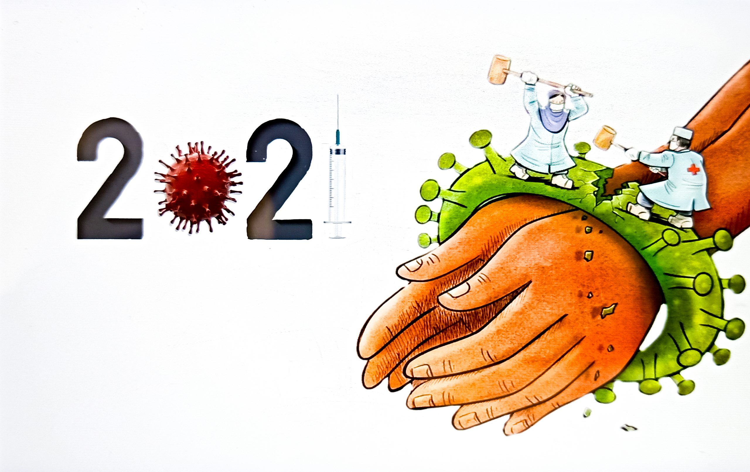 2021 Corona vaccination