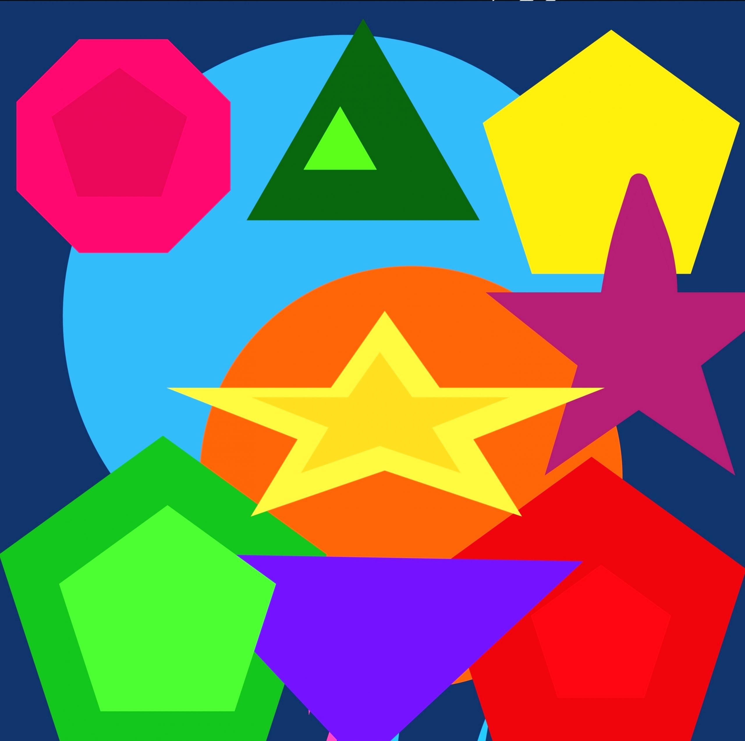 2d design shapes