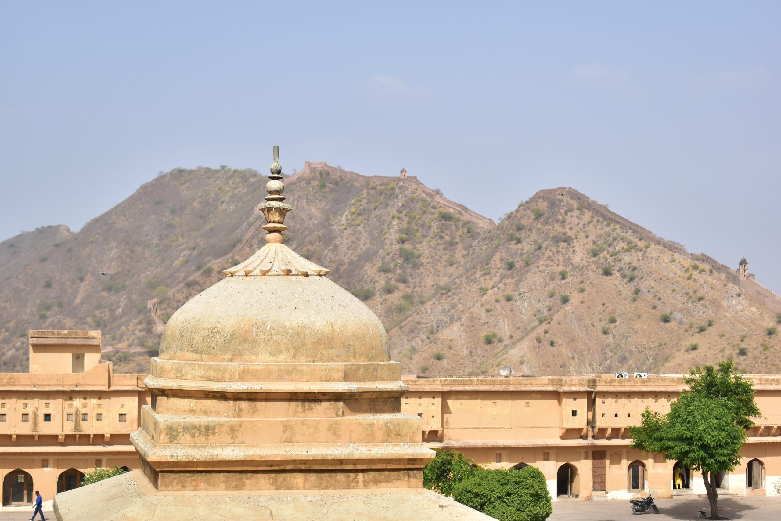 A tomb in Amer fort