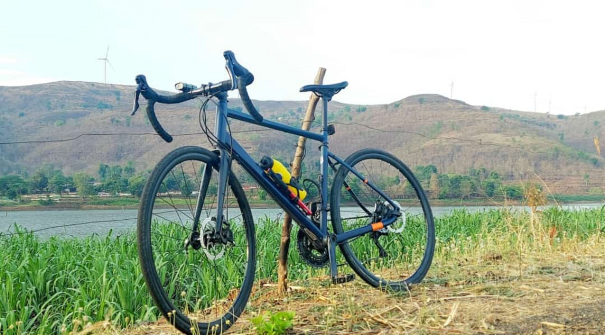 Cycle in the farm