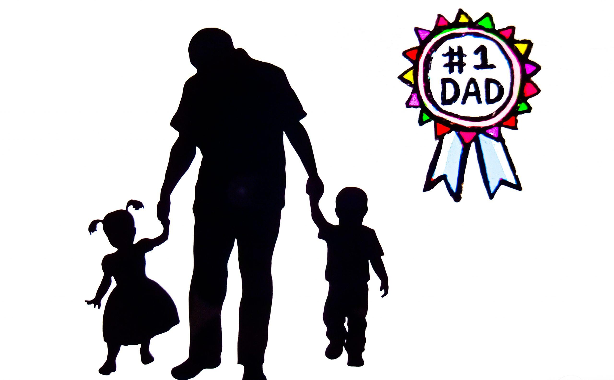 Dad Illustration