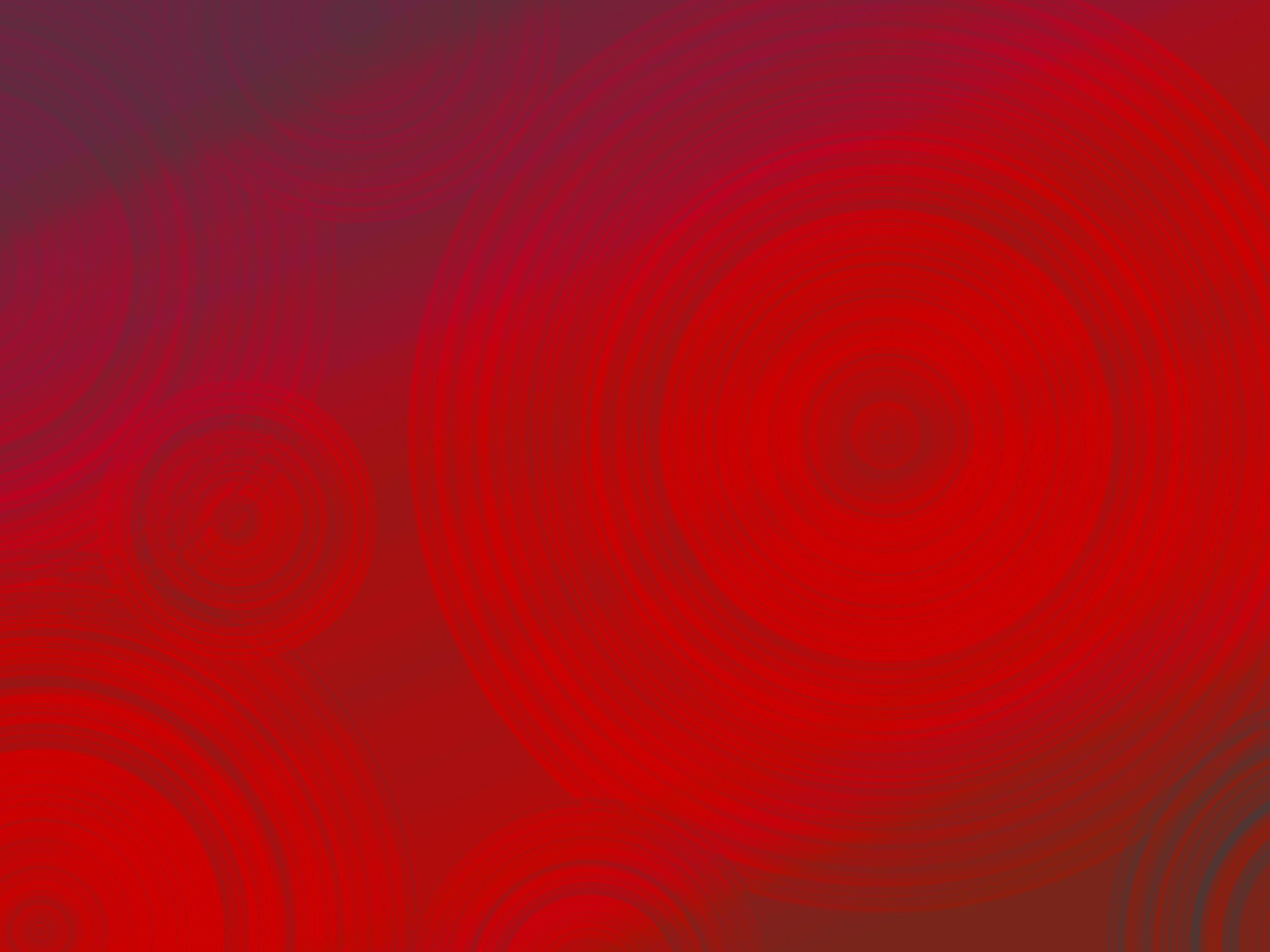 Disc shaped pattern