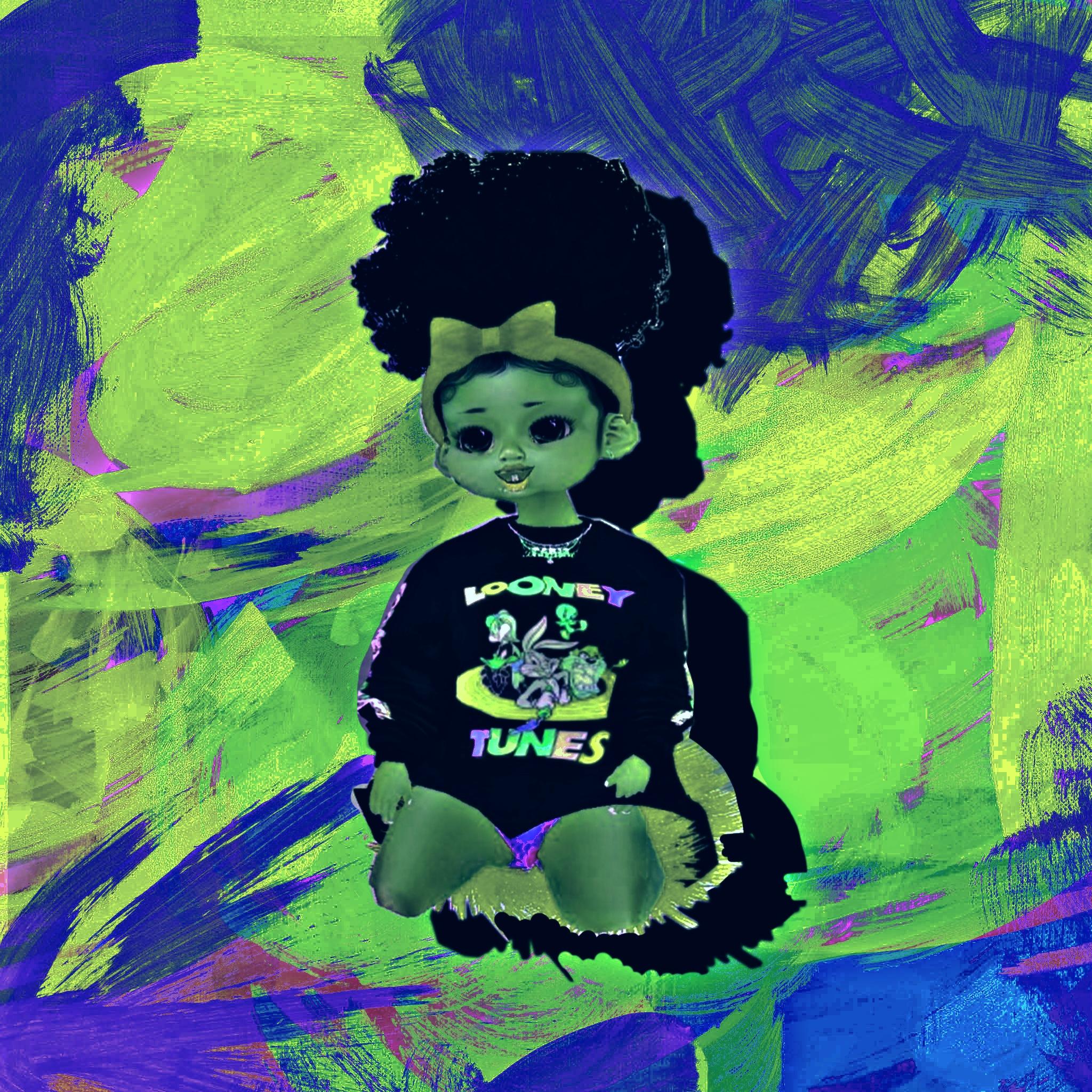 Doll illustration