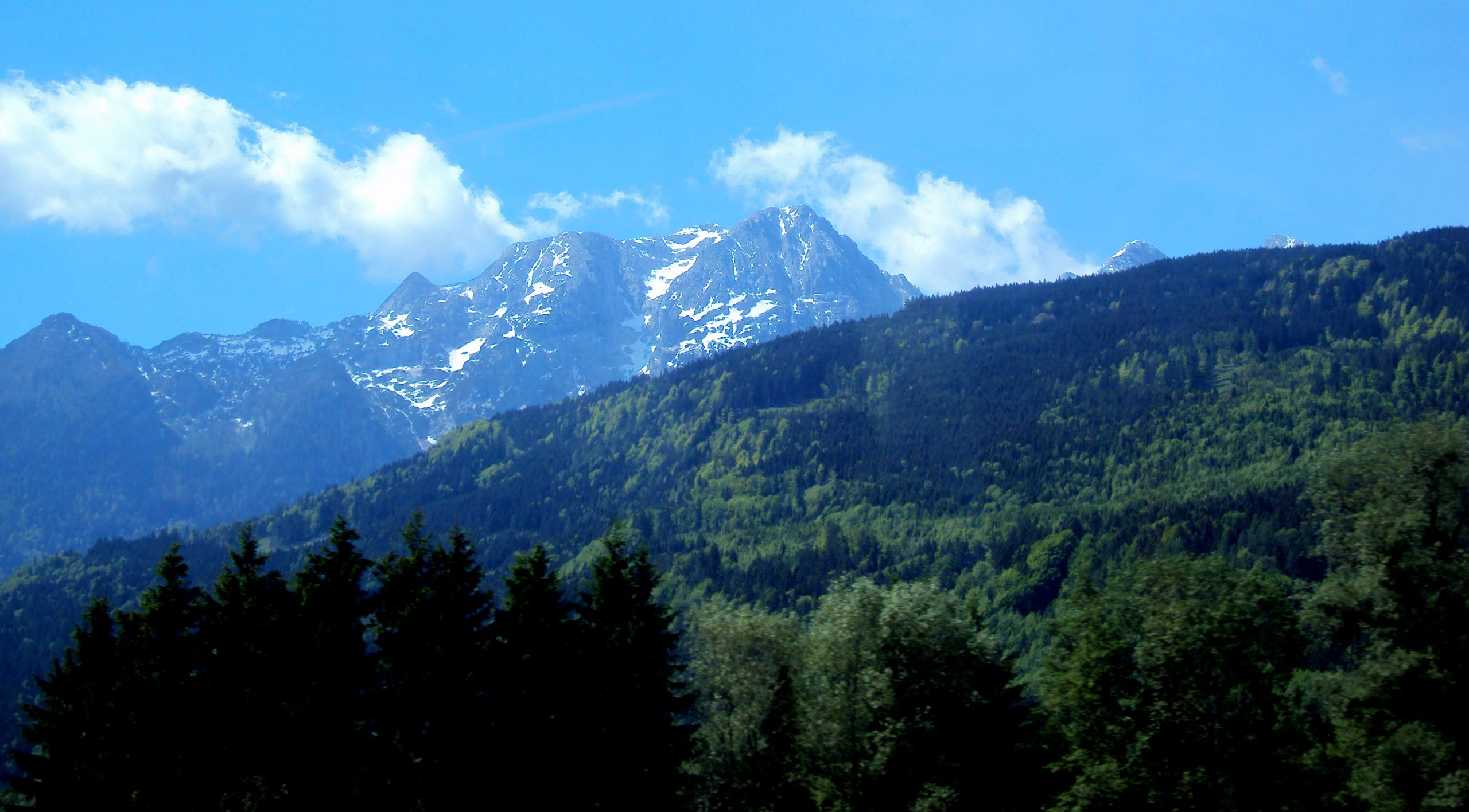 European mountains