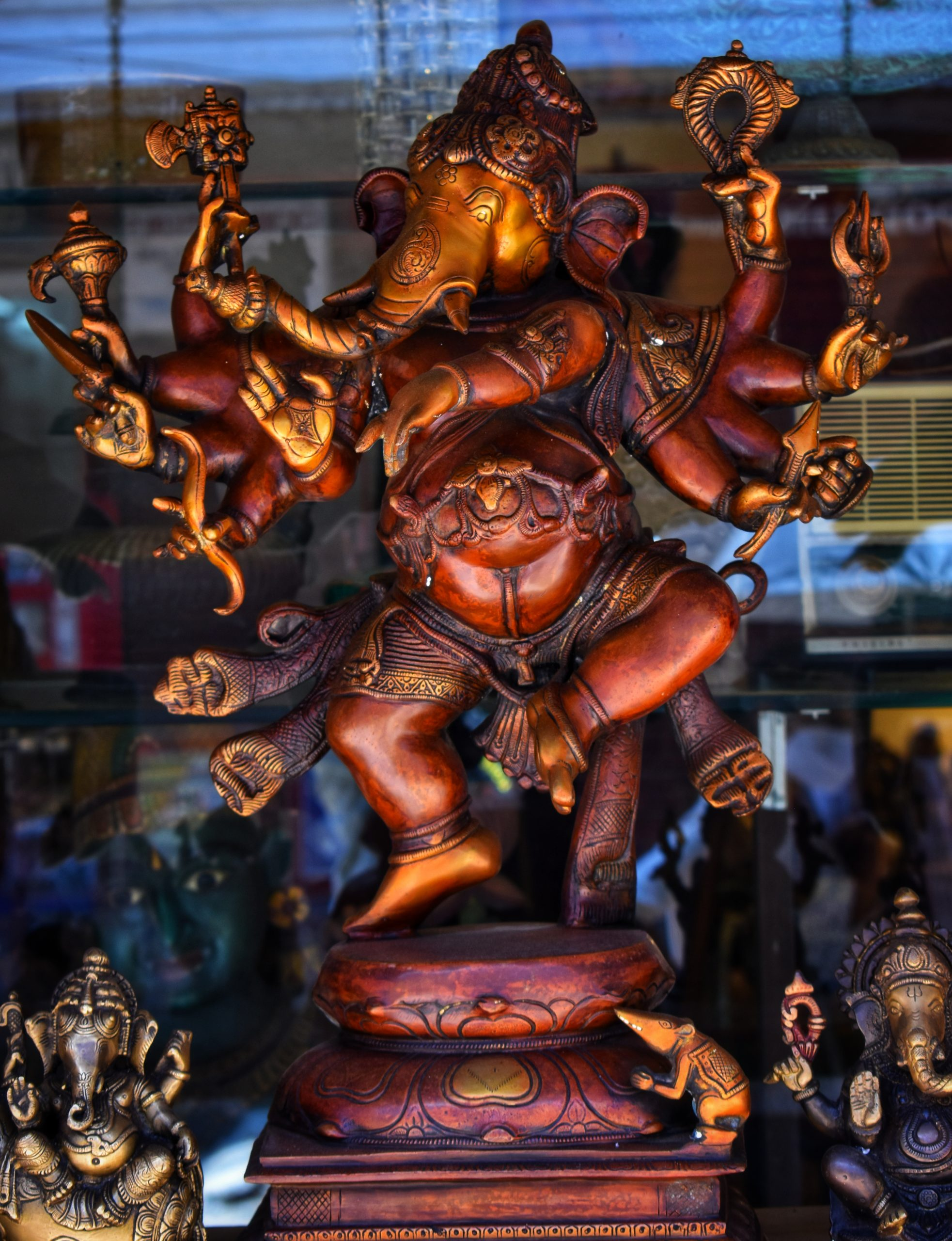 Ganapathi Antique Statue