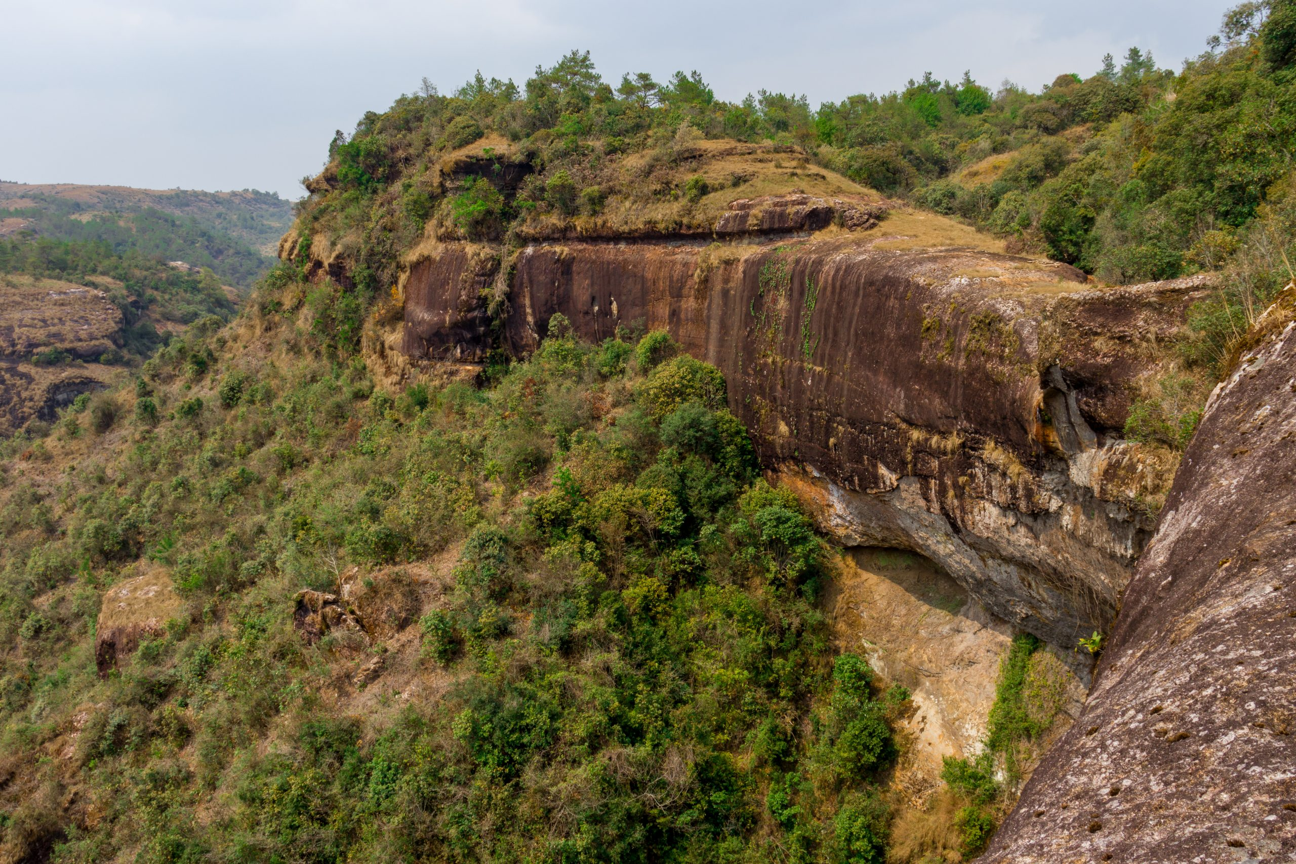 Hill Cliff