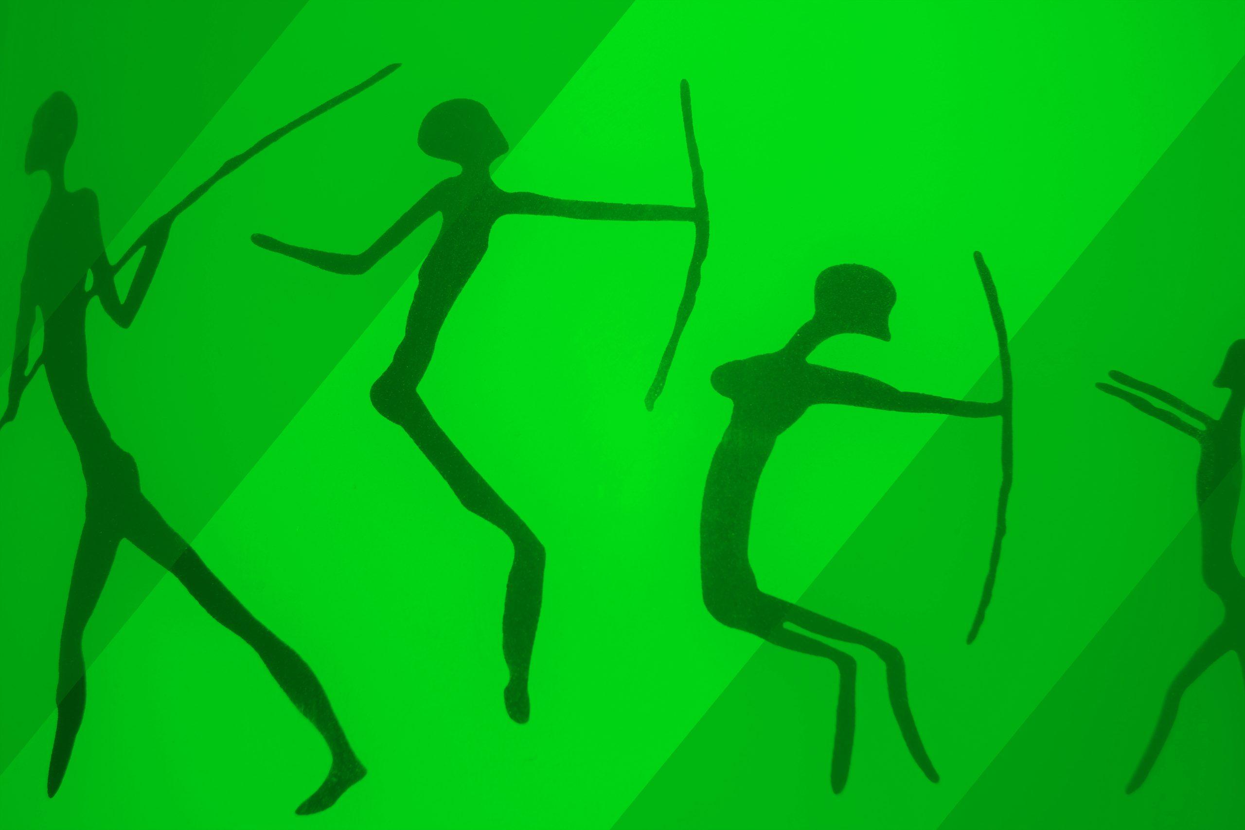 Hunters illustration