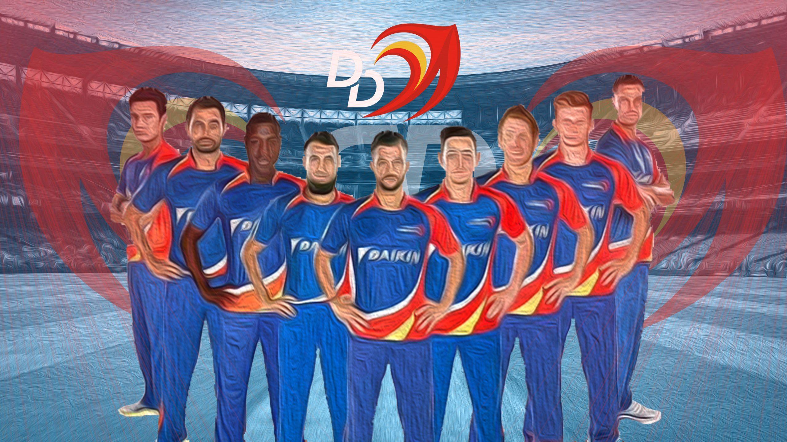 IPL team Delhi daredevils