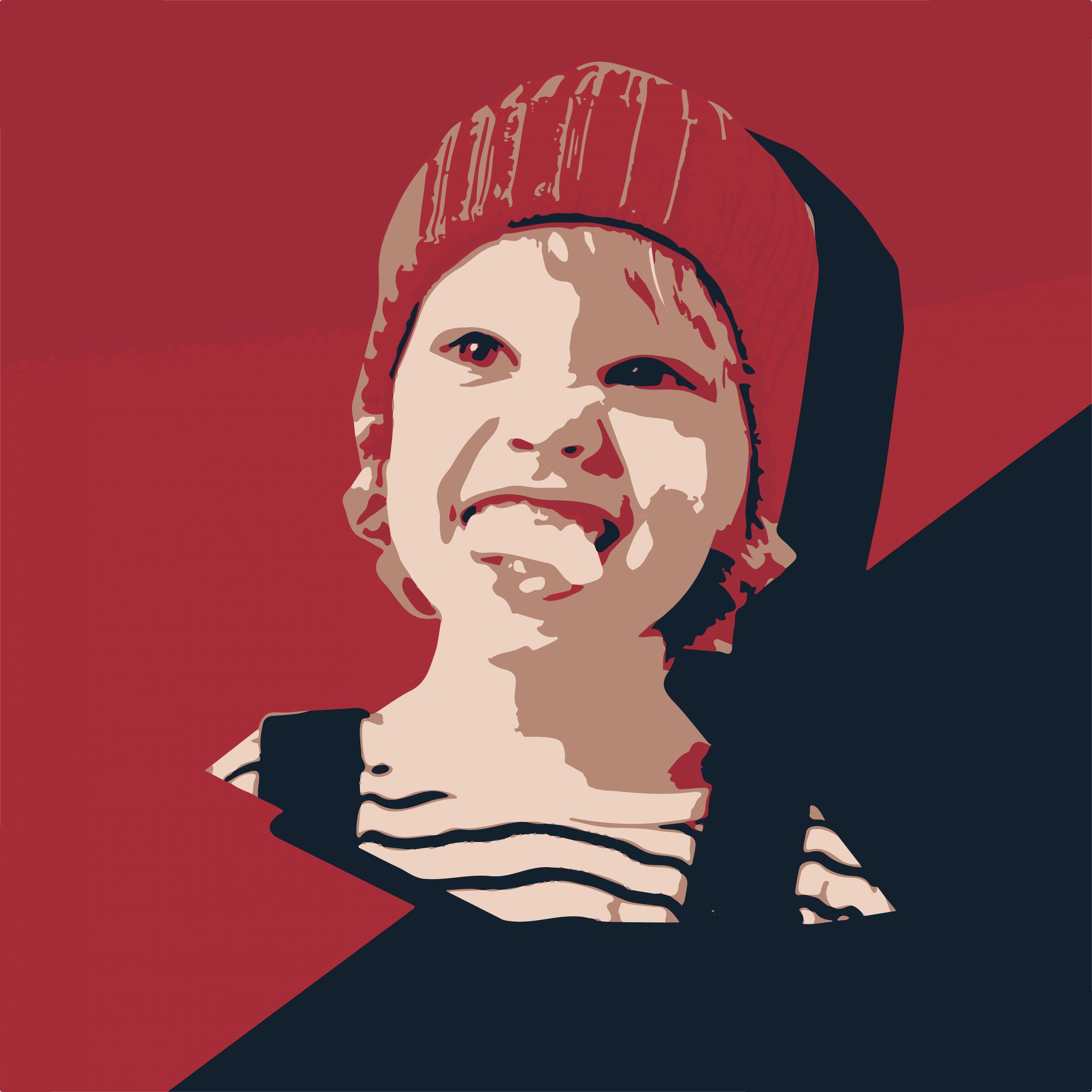 Illustration of a child