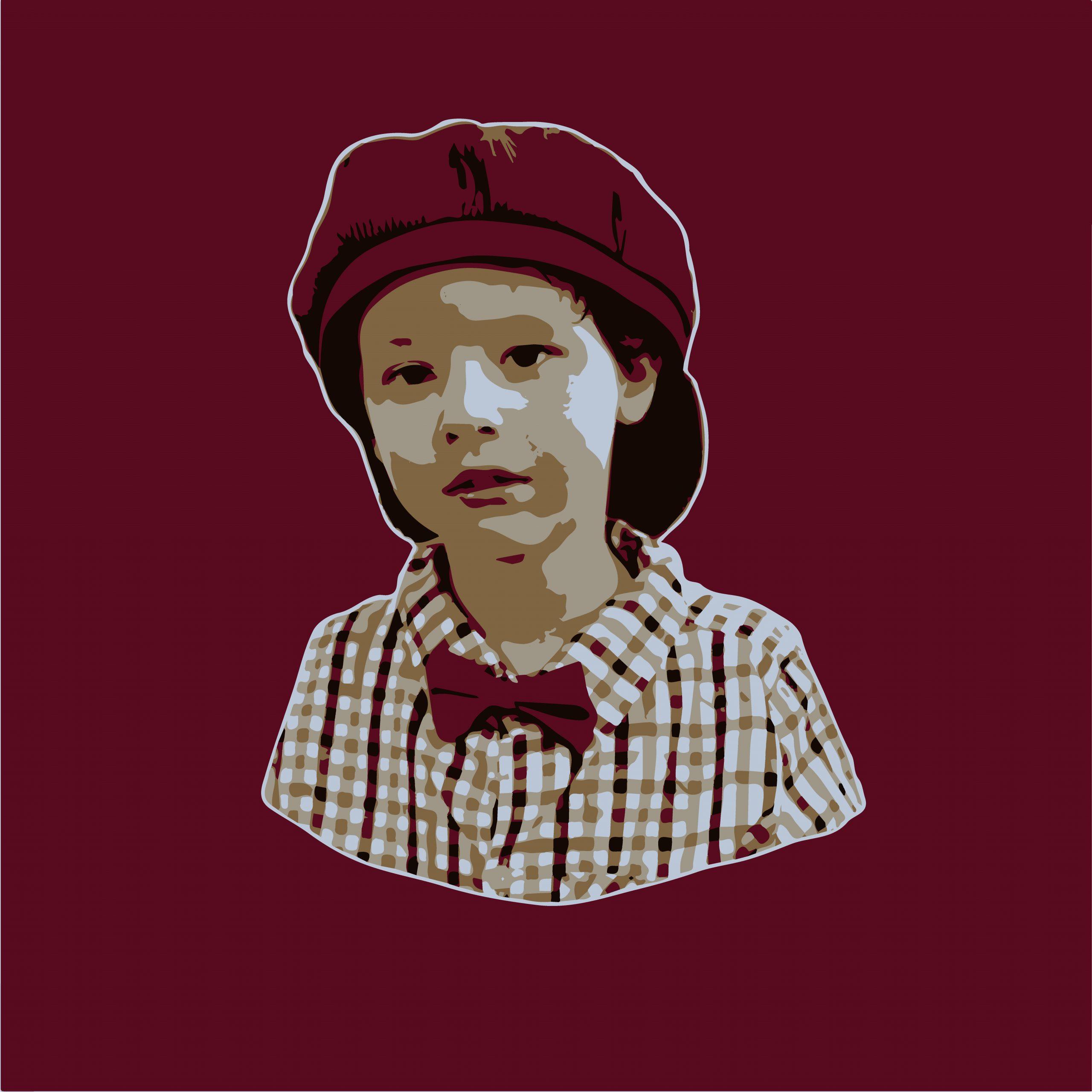 Illustration of a kid