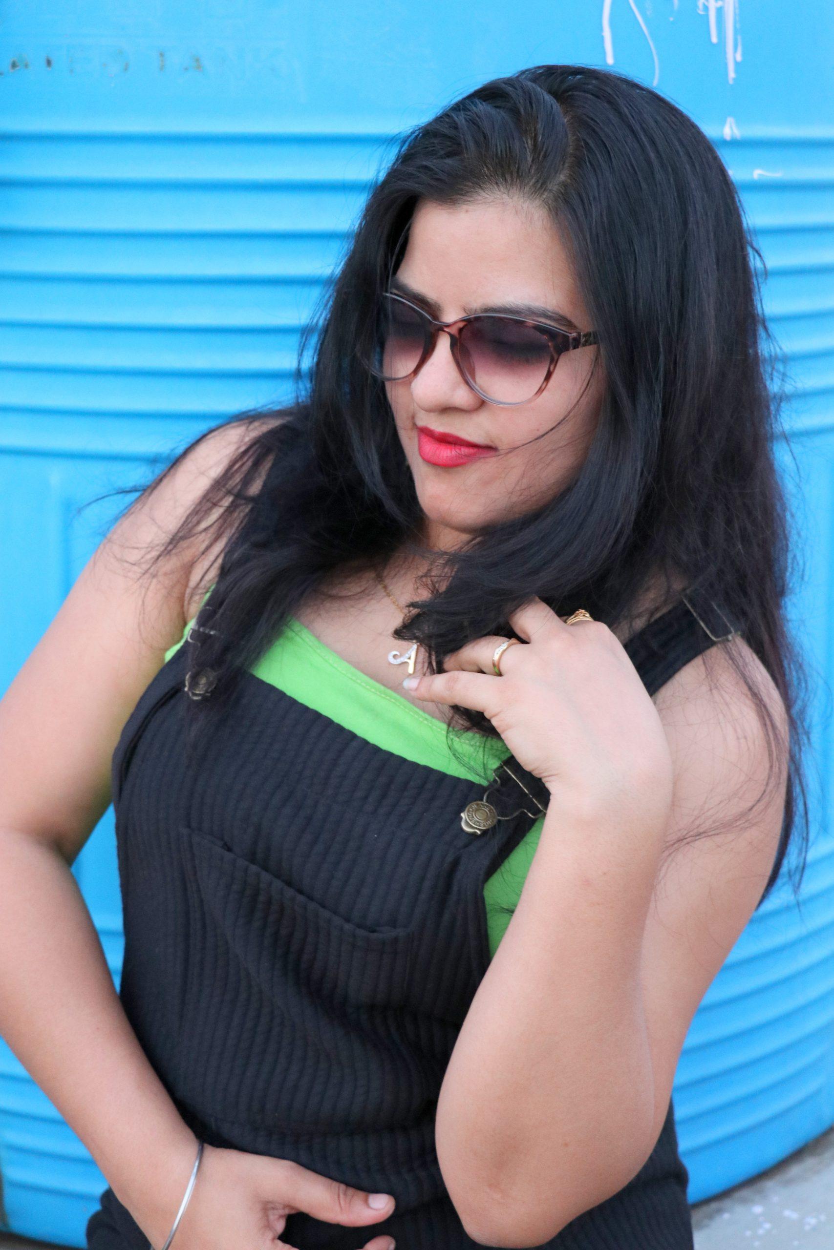 Indian stylish girl