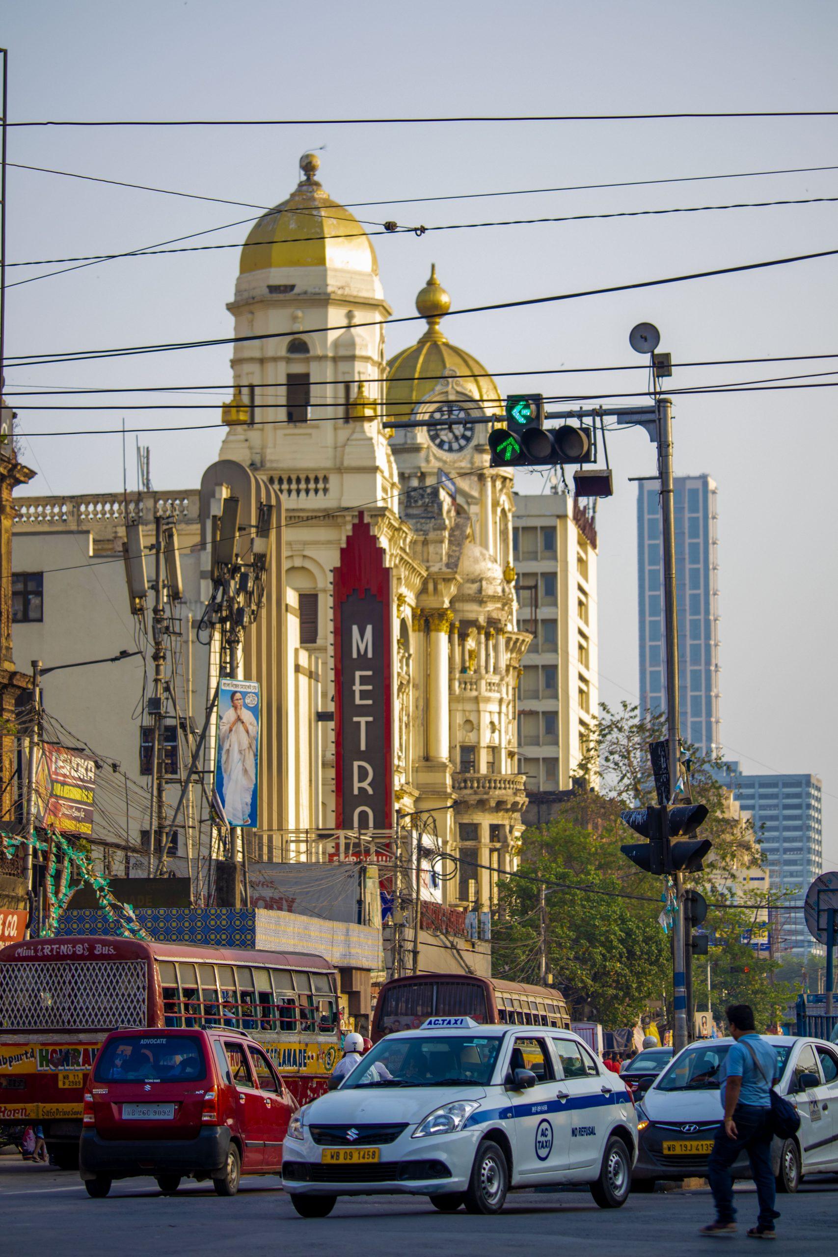 Kolkata Streets