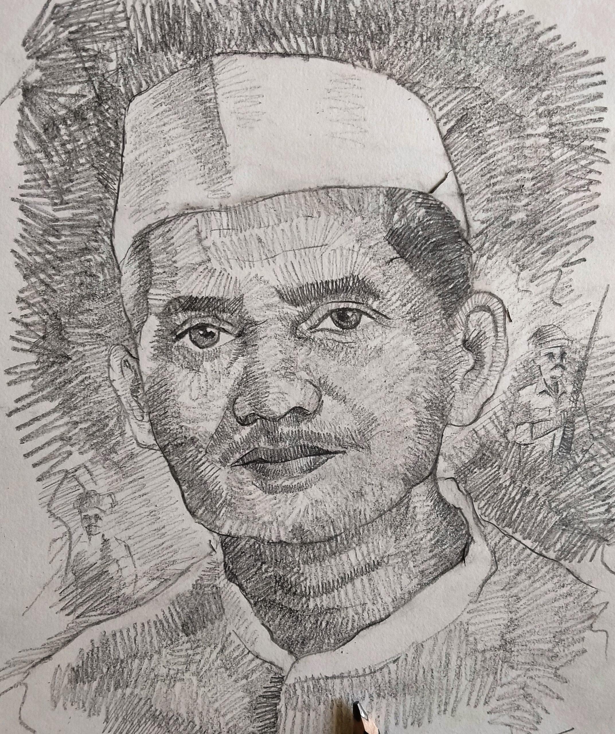 Lal Bahadur Shastri portrait